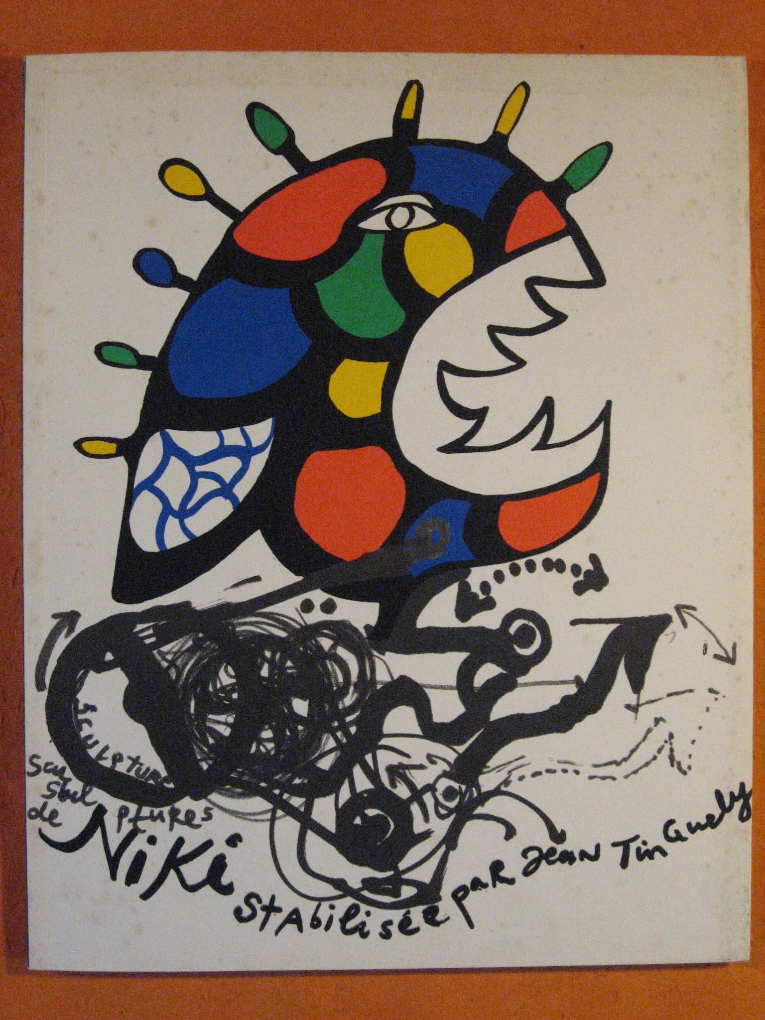 Niki De Saint Phalle:  Oeuvres des Annees 80, De Sant Phalle, Niki