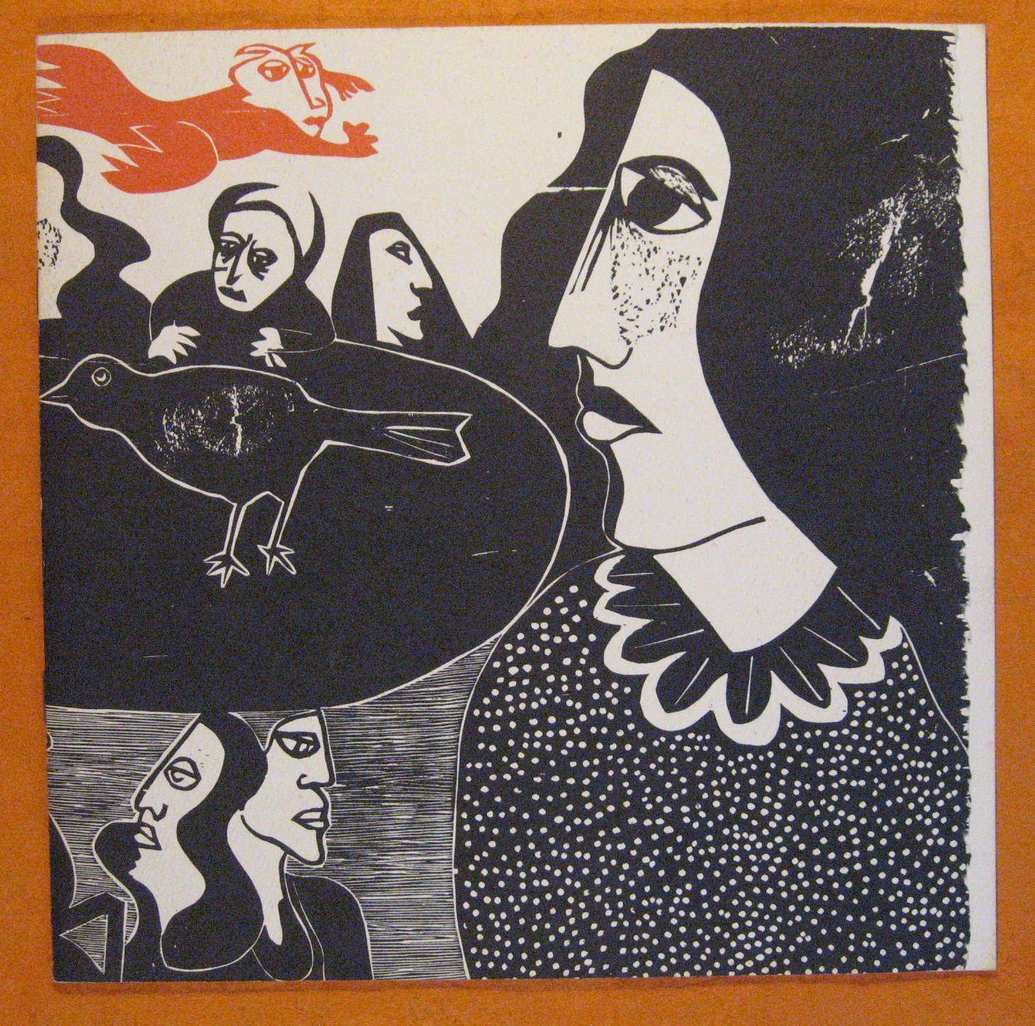 Naul Ojeda:  Woodcuts and Linocuts November 25 to December 24, 1980, Ojeda, Naul