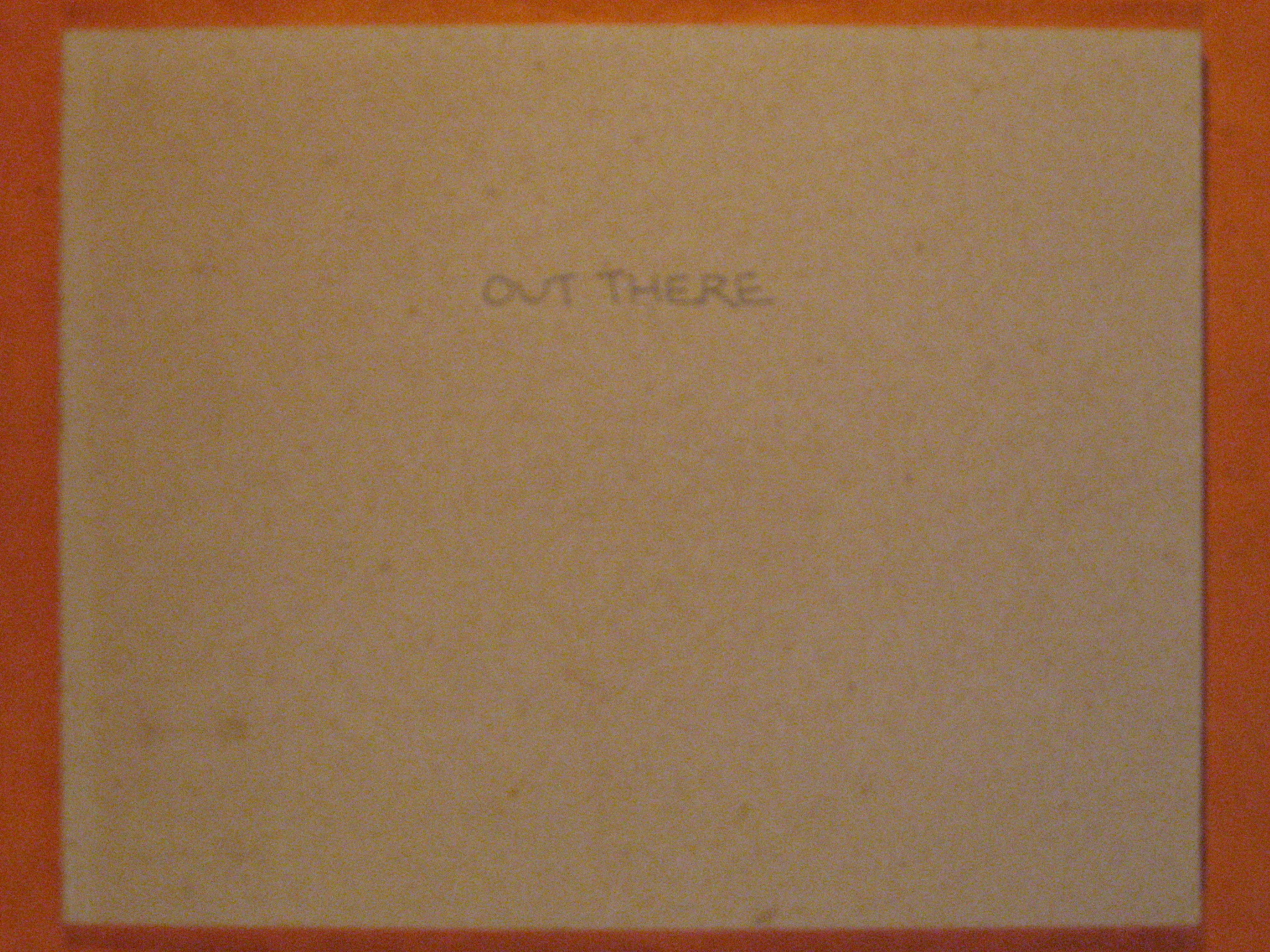 Out There, Moore, Michael Shannon
