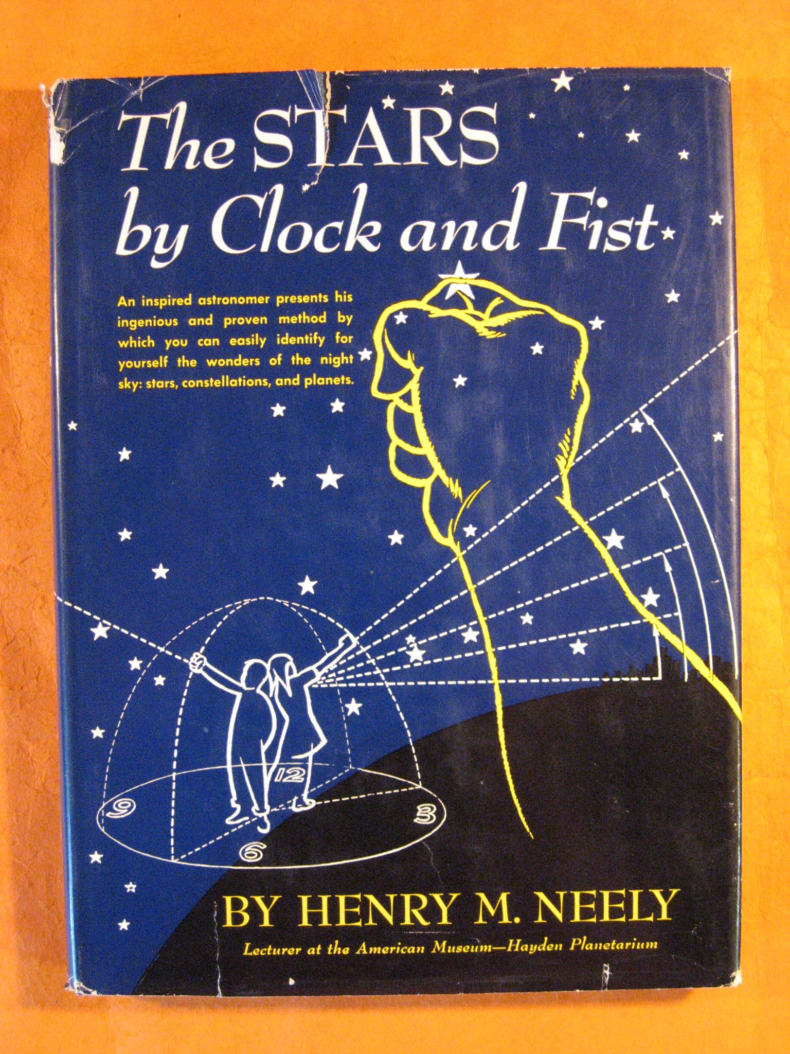 The Stars by Clock and Fist, Neely, Henry M.