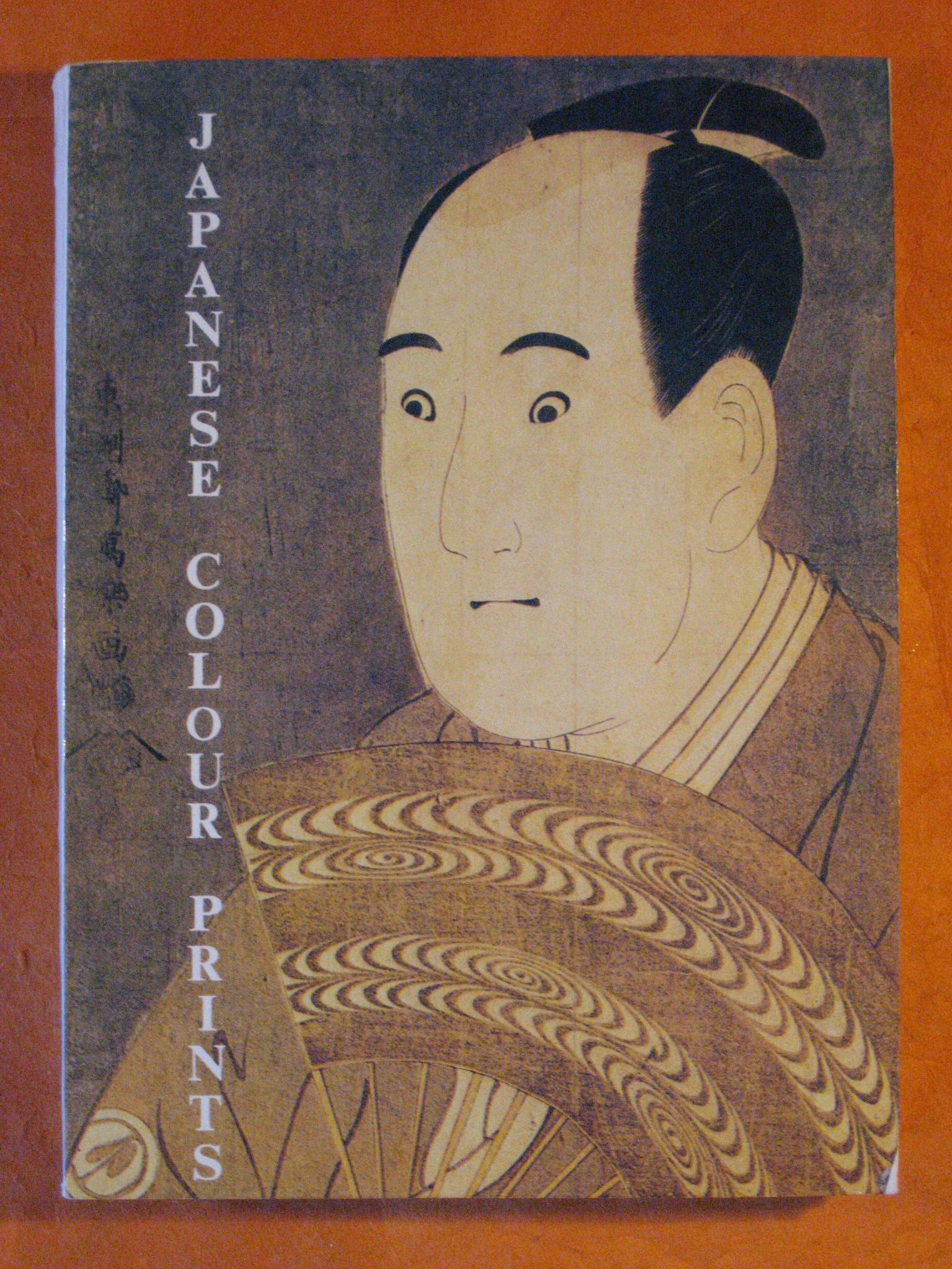 Japanese Colour Prints, Binyon, Laurence; J.J.O. Sexton