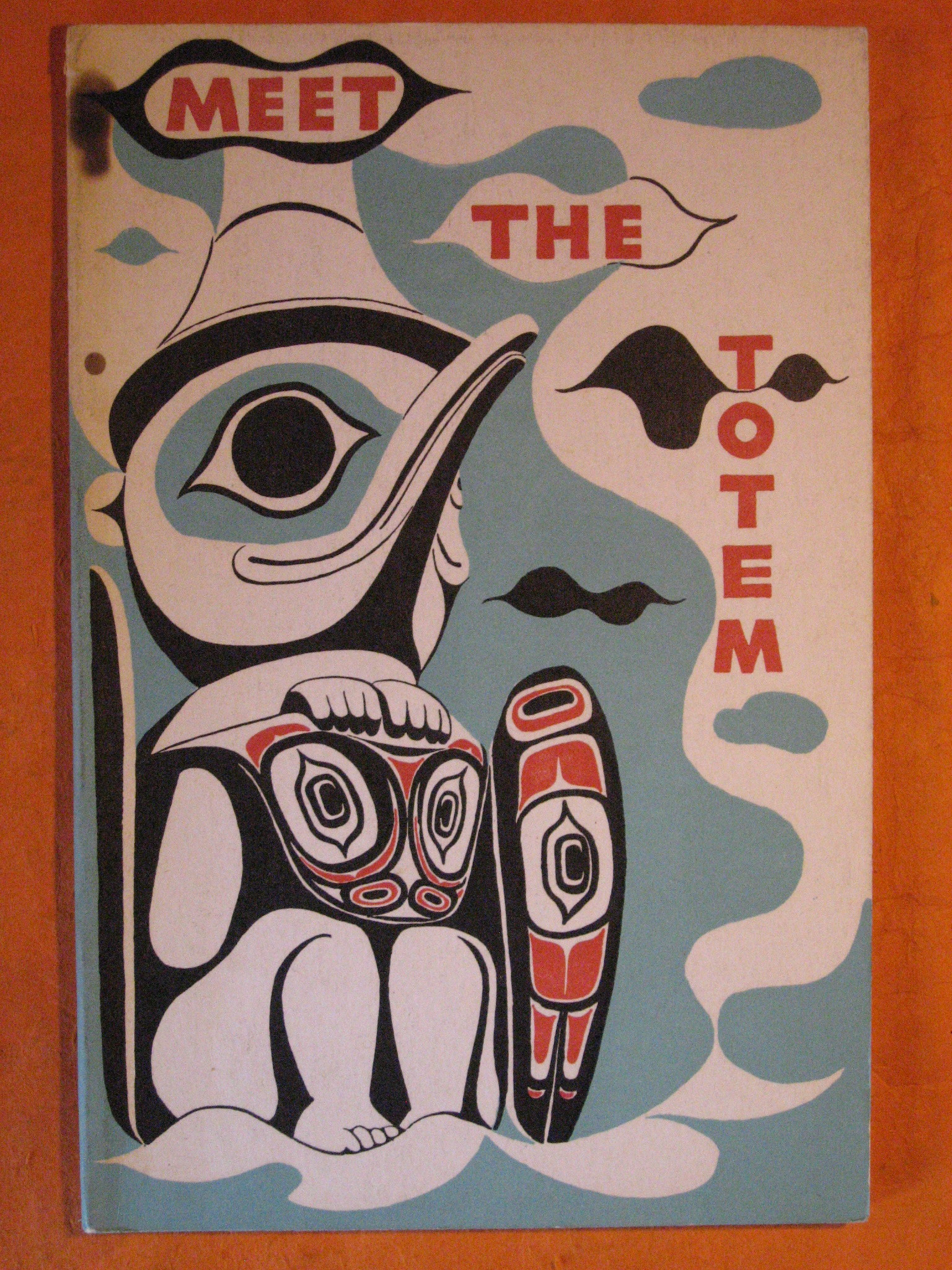 Meet the Totem, Garfield, Viola E.