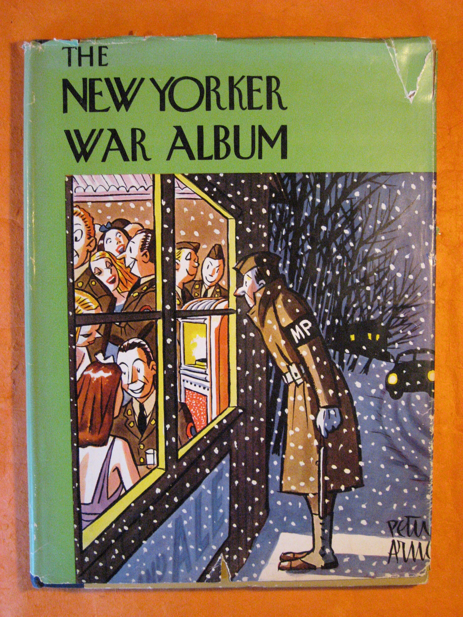 The New Yorker War Album