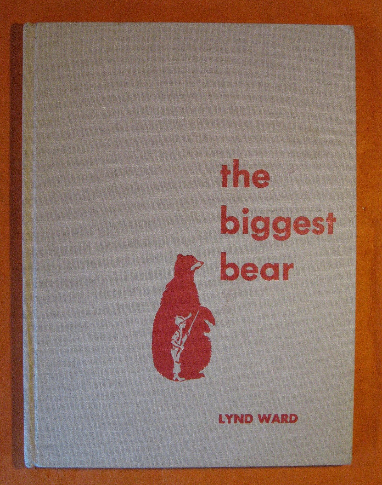 The Biggest Bear, Ward, Lynd
