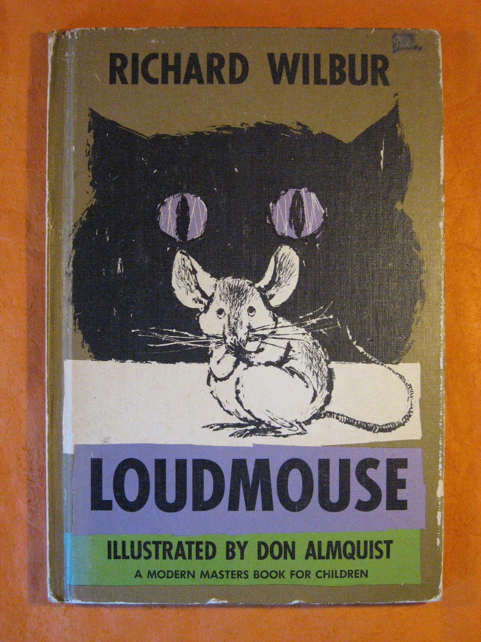 Loudmouse (A Modern Masters Book for Children), Wilbur, Richard