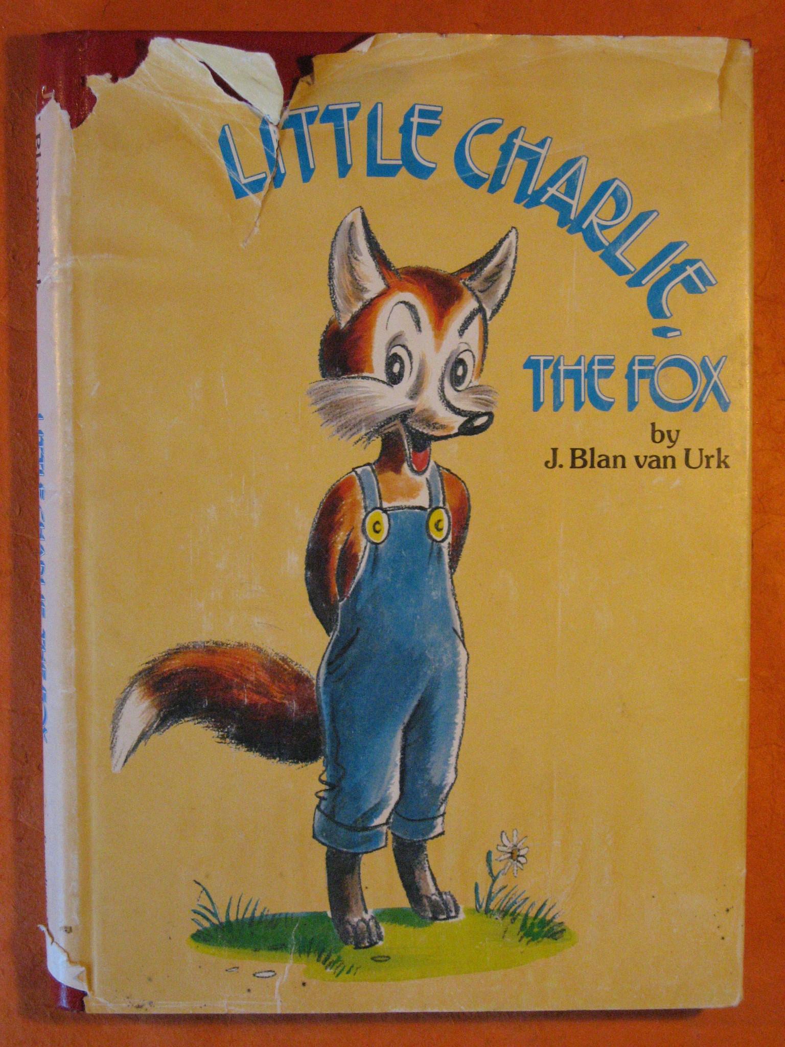 Little Charlie, The Fox, Van Urk, J. Blan