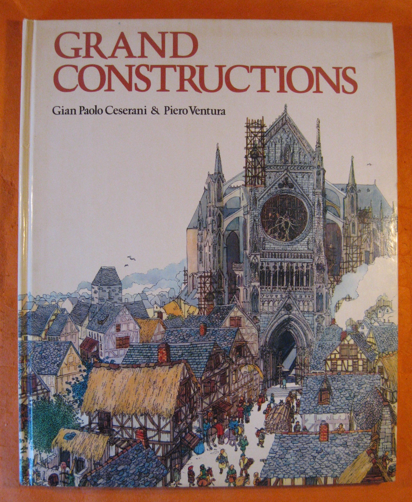 Grand Constructions, Ceserani, Gian Paolo