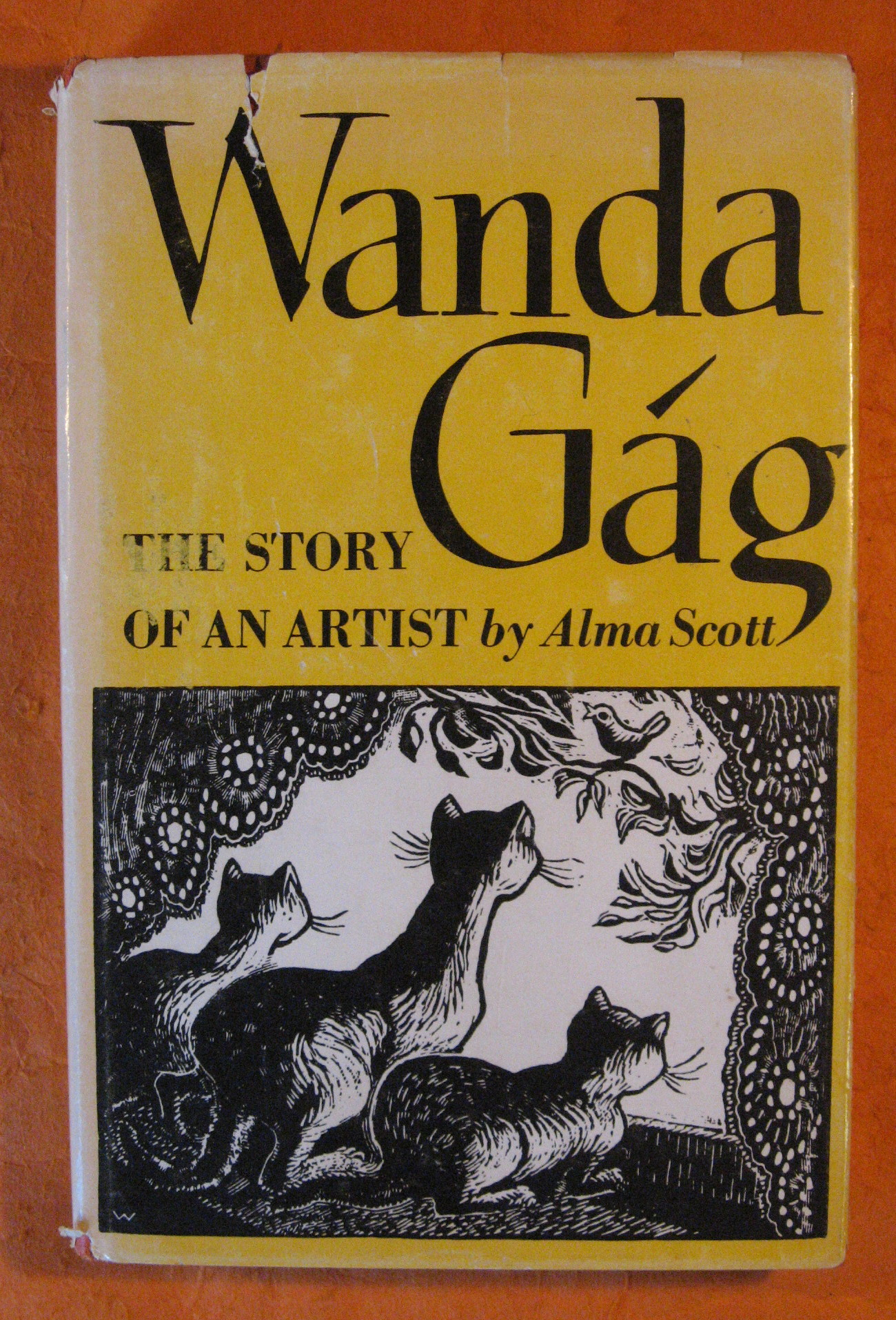 Wanda Gag:  The Story of an Artist, Scott, Alma