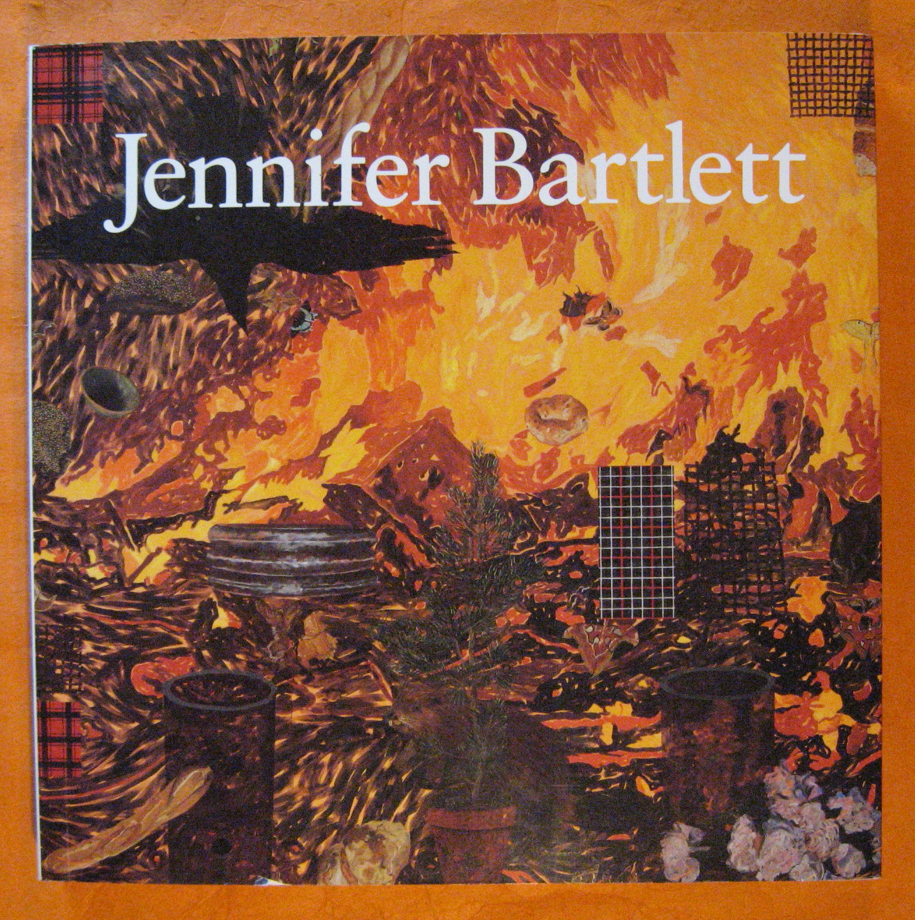 Jennifer Bartlett, Goldwater, Marge; Roberta Smith; Calvin Tompkins