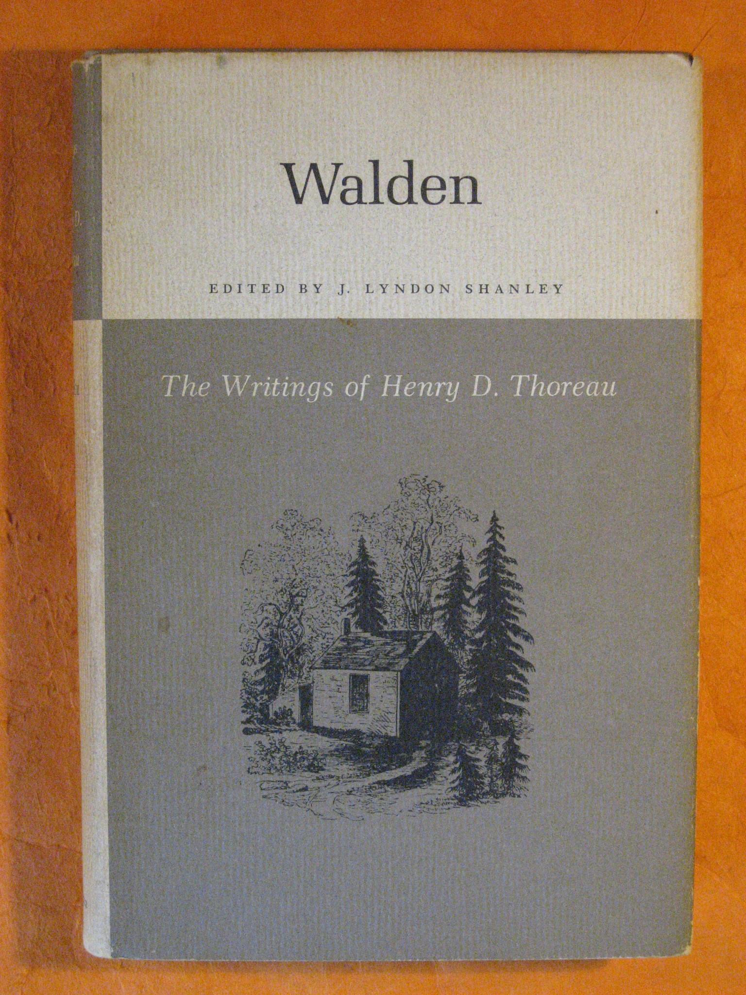 Walden, Thoreau, Henry D.