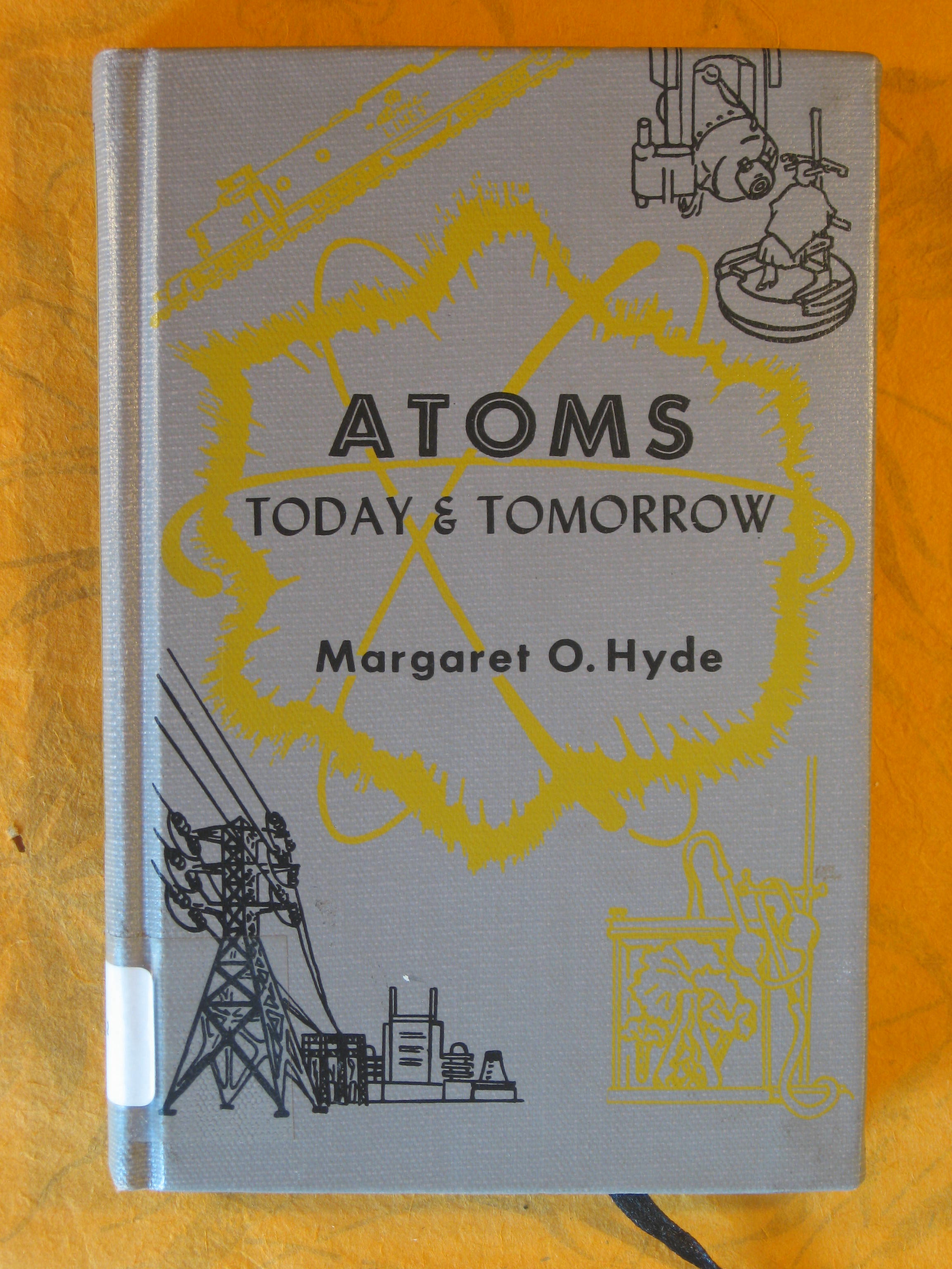 Blank Journal (Atoms Today & Tomorrow)