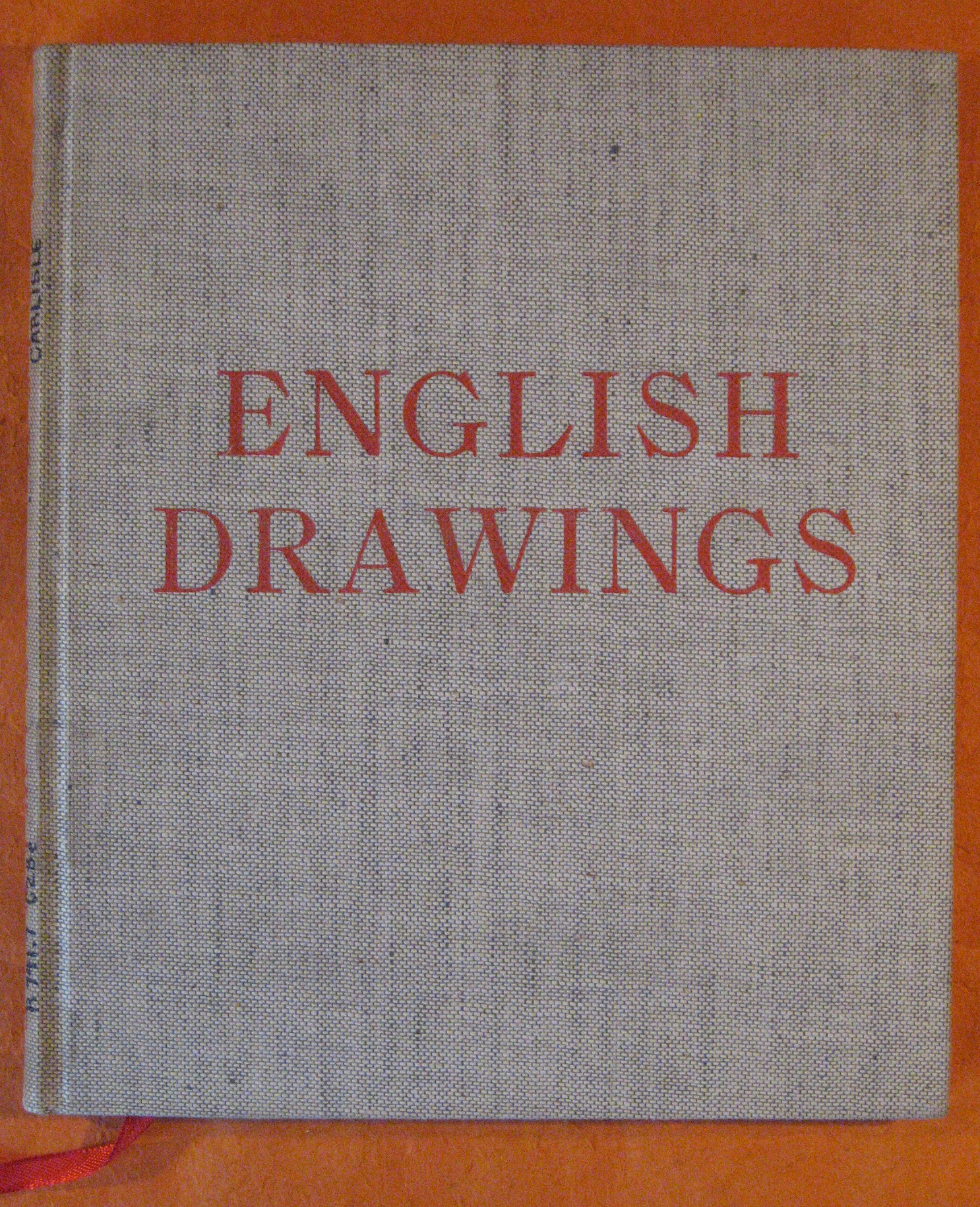 Blank Journal (English Drawings)