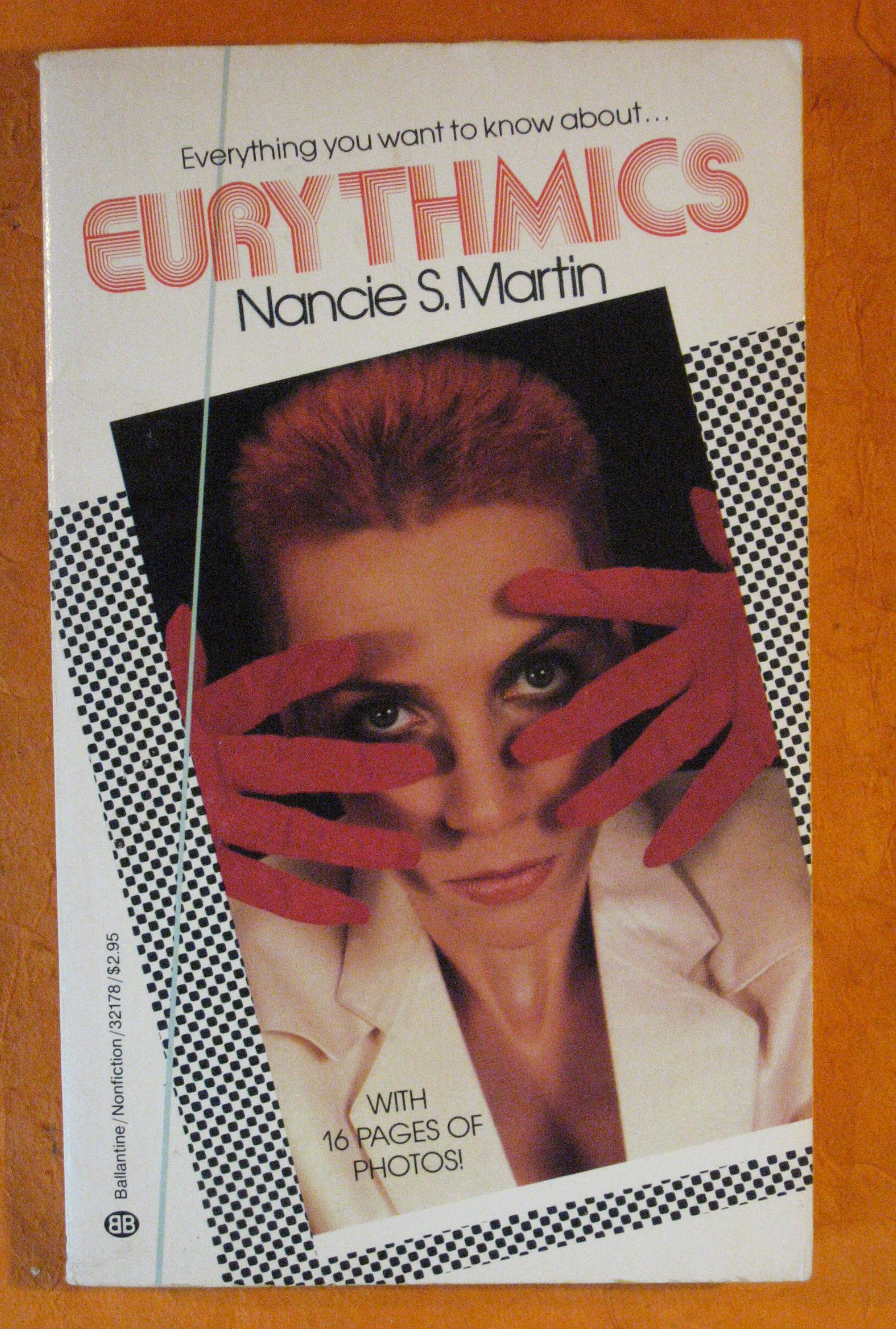 Eurythmics, Martin, Nancy S.