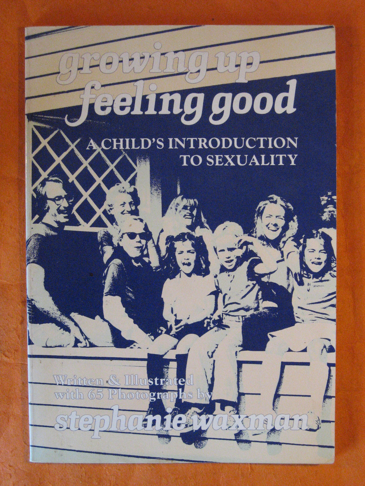 Growing Up Feeling Good:  A Child's Introduction to Sexuality, Waxman, Stephanie