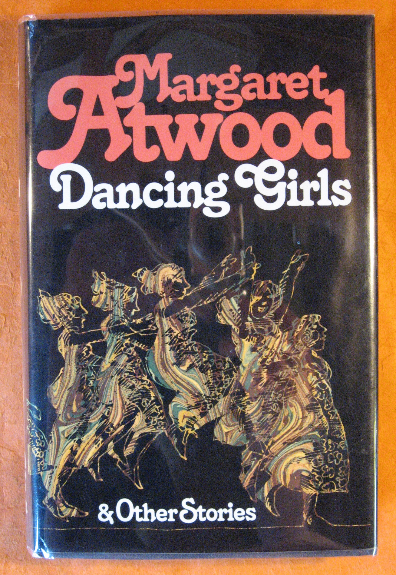 Dancing Girls & Other Stories, Atwood, Margaret