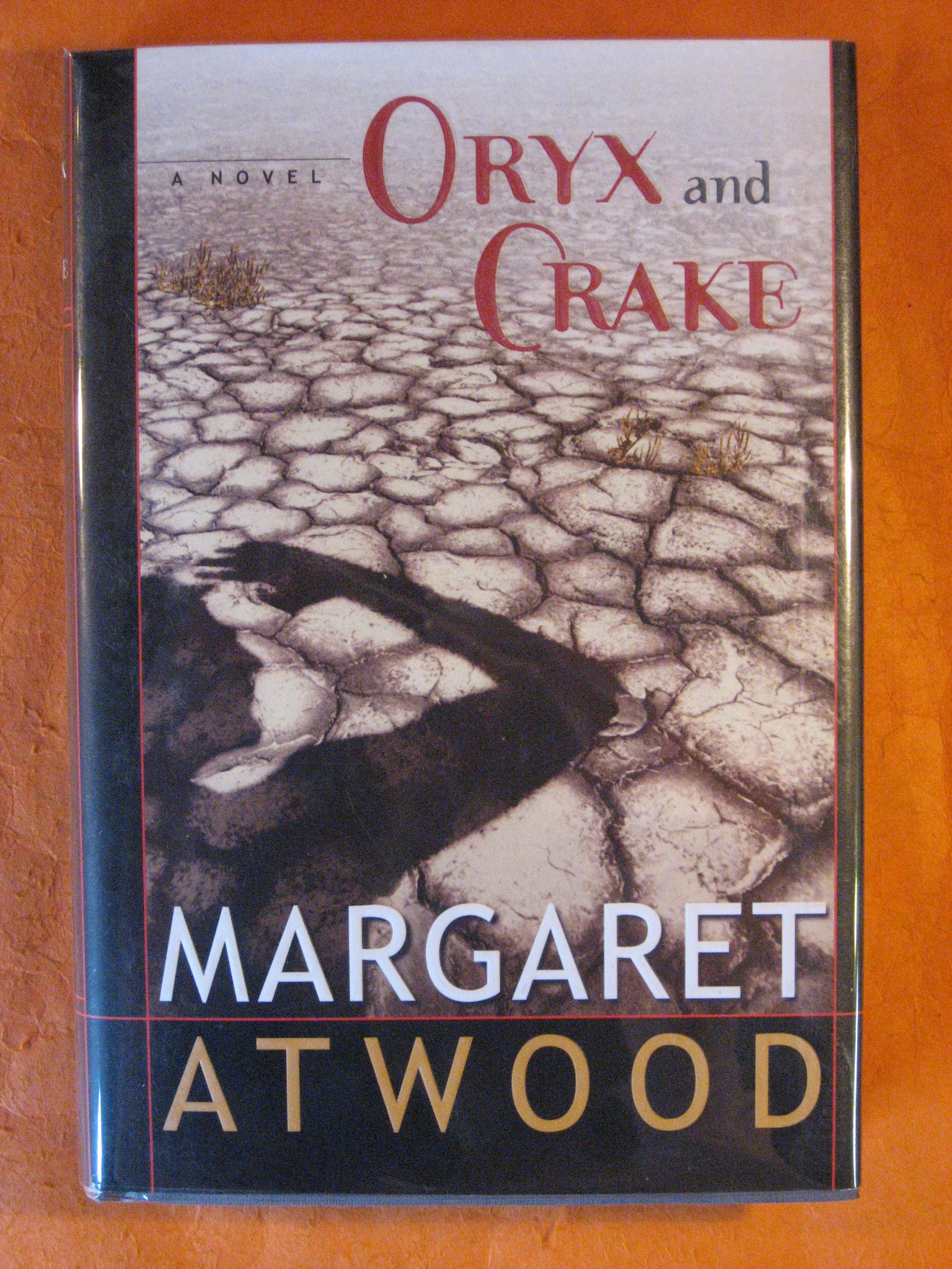 Oryx and Crake, Atwood, Margaret