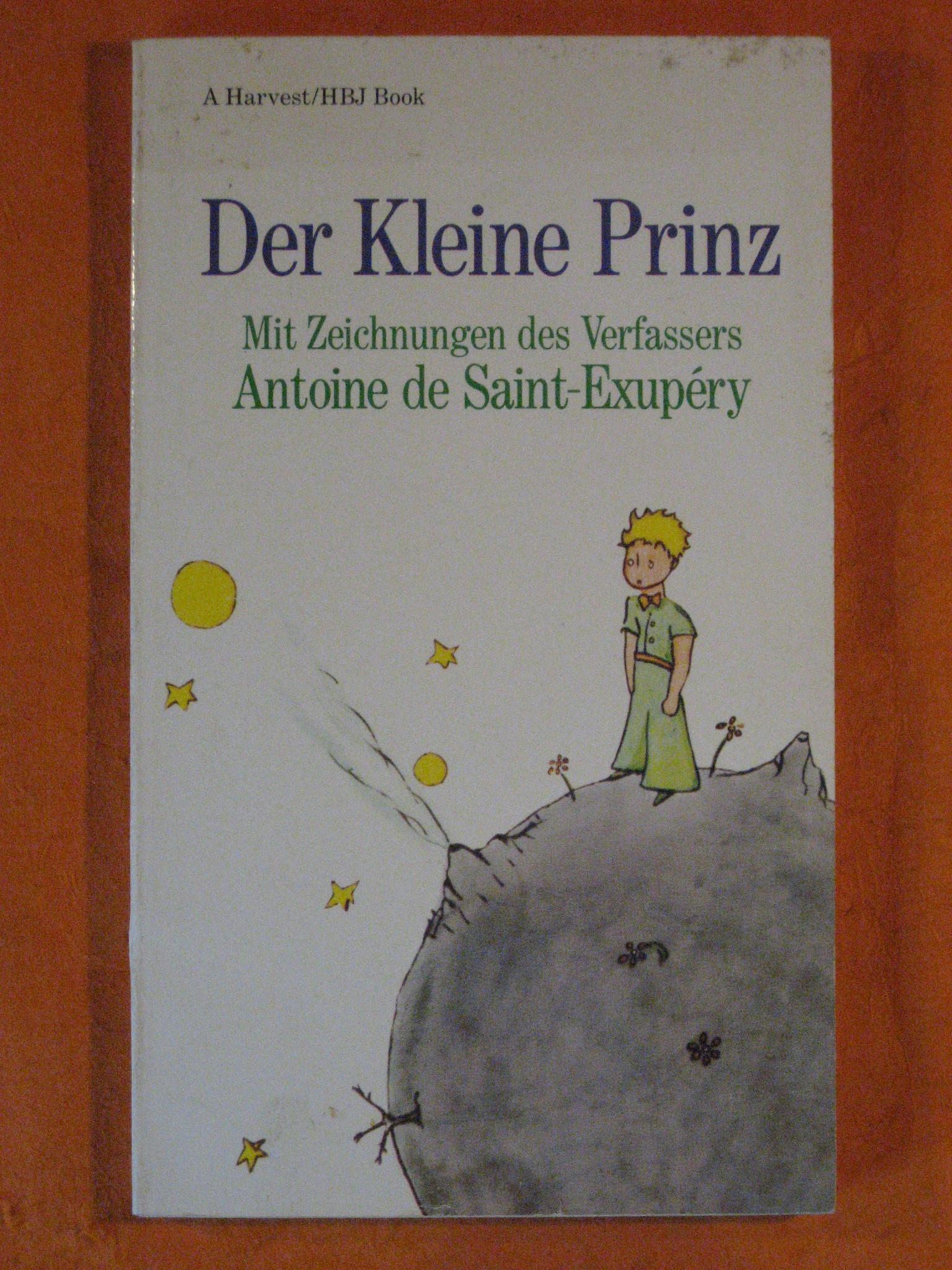 Der Kleine Prinz, Saint-Exupery, Antoine De