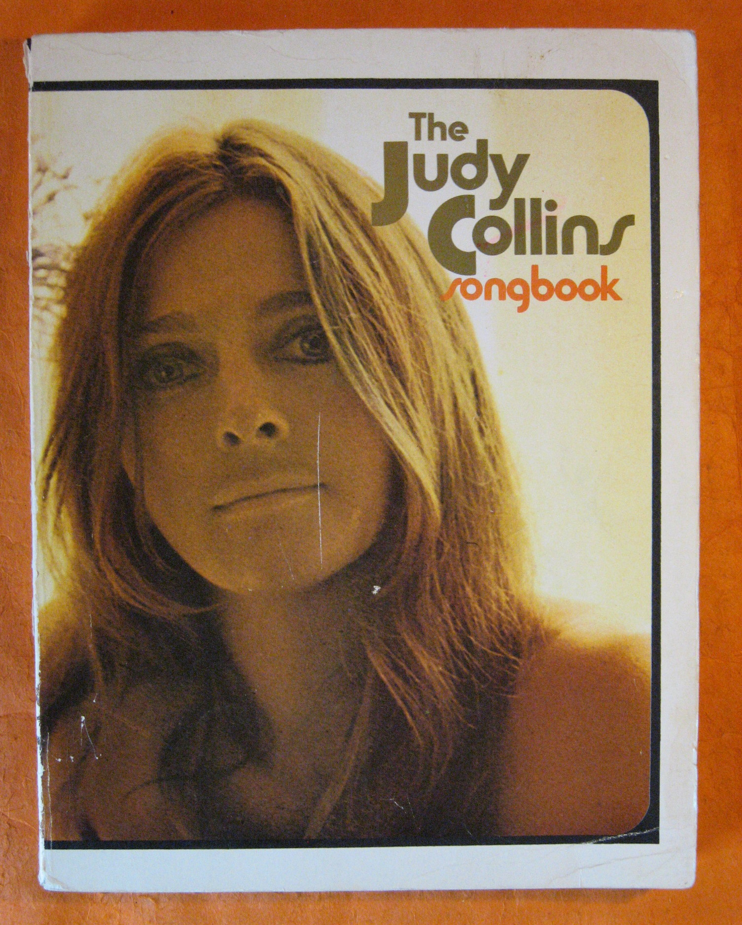 The Judy Collins Songbook, Collins, Judy