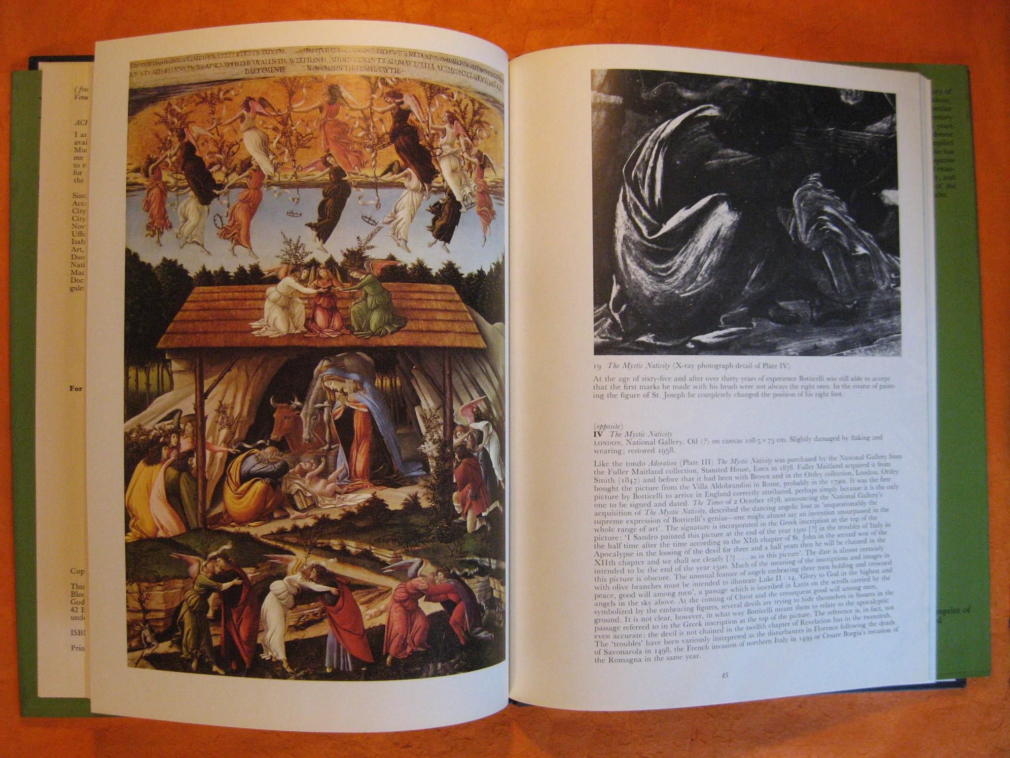 Image for Botticelli