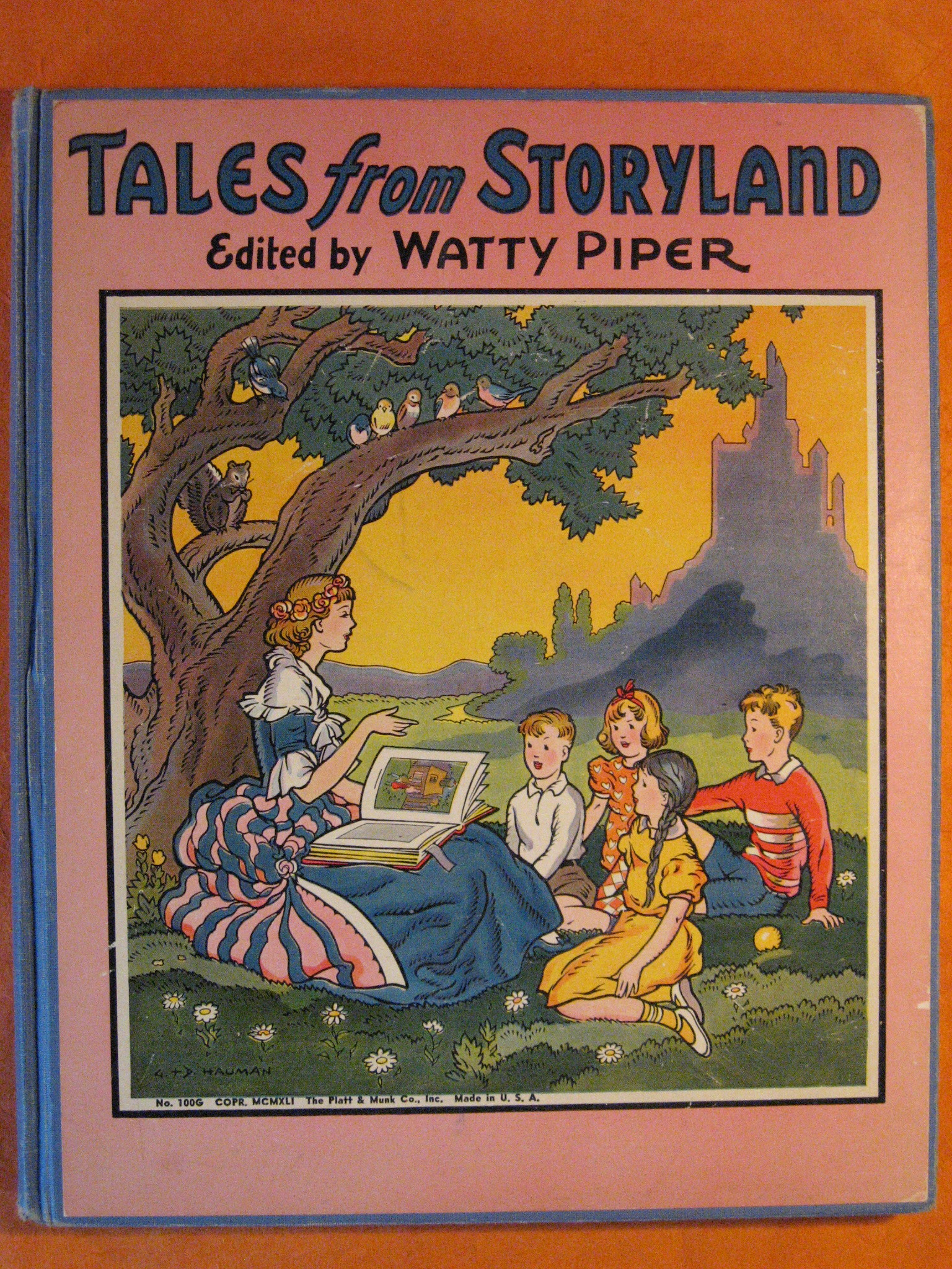 Tales from Storyland, Piper, Watty (Editor)