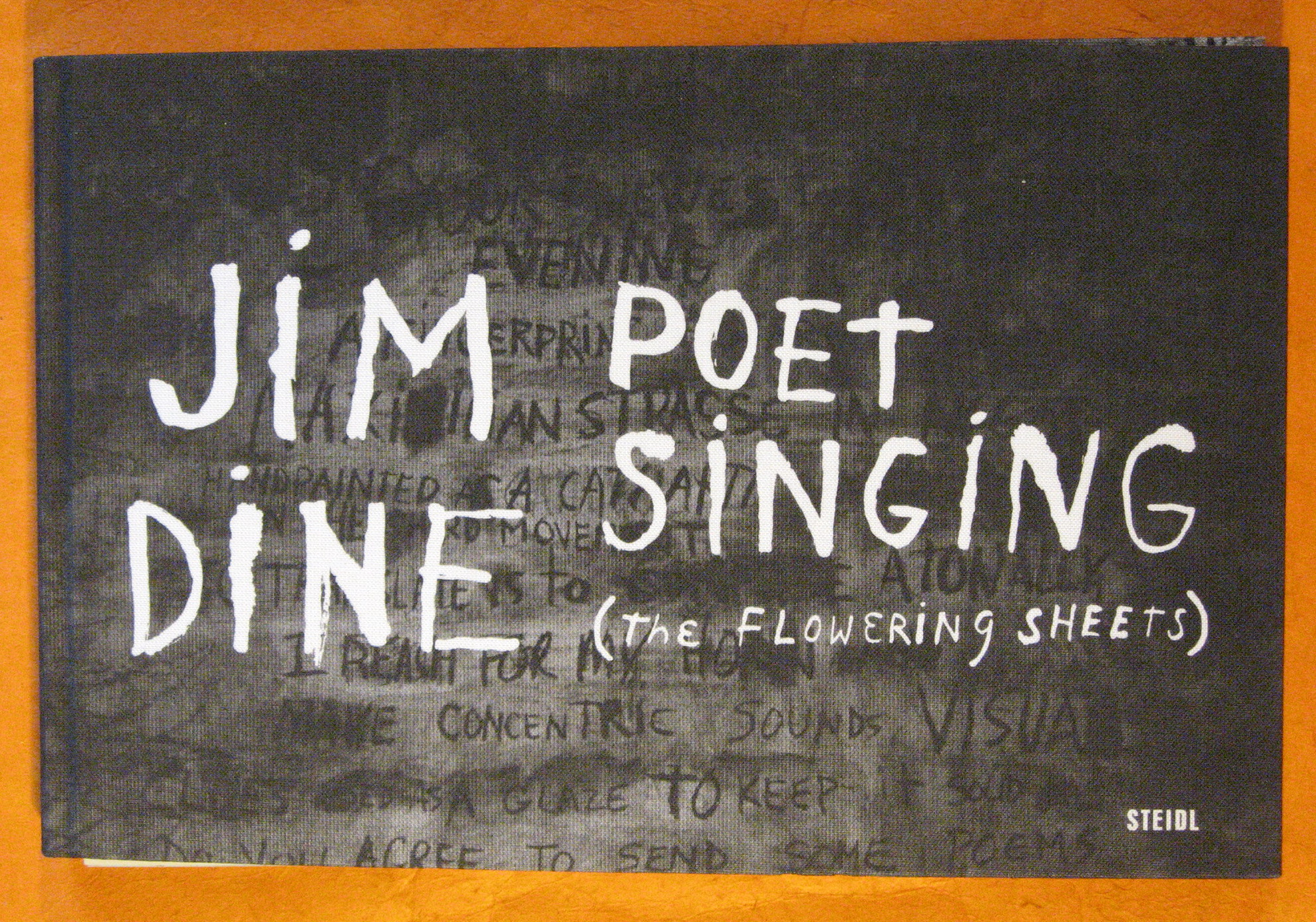 Jim Dine: Poet Singing (The Flowering Sheets), Dine, Jim