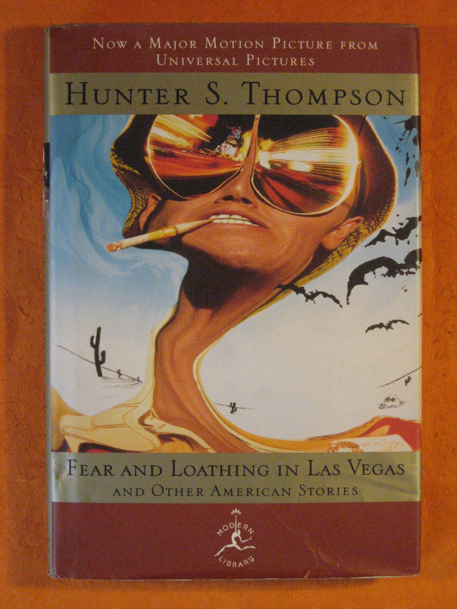 Fear and Loathing in Las Vegas and Other American Stories (Modern Library), Thompson, Hunter S.
