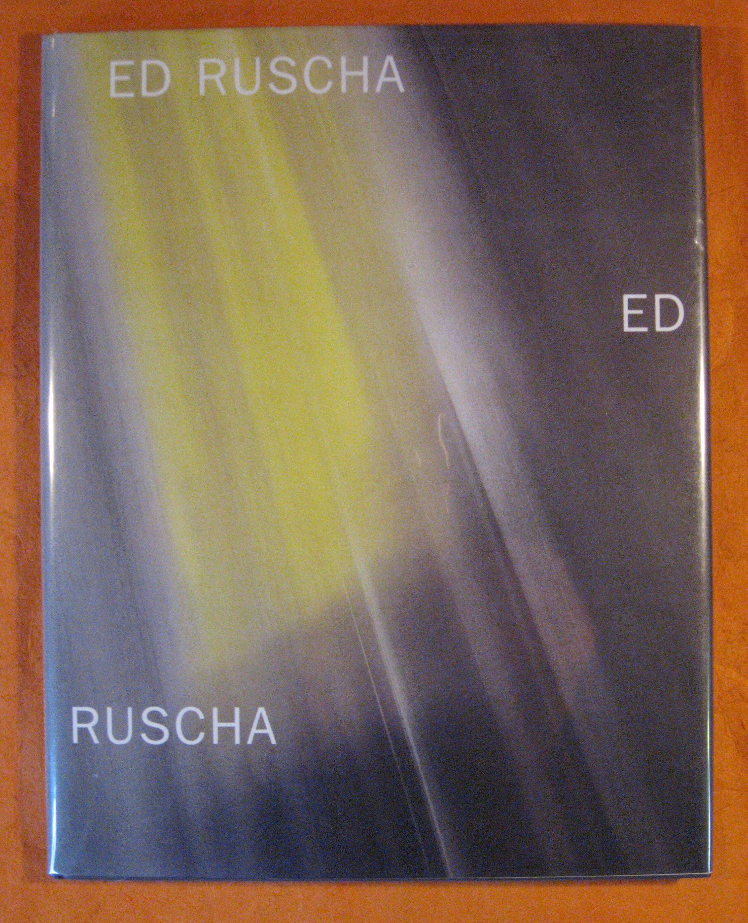 Ed Ruscha:  New Paintings, a Retrospective of works on Paper, Ruscha, Ed; Wakefield, Neville; Hickey, Dave