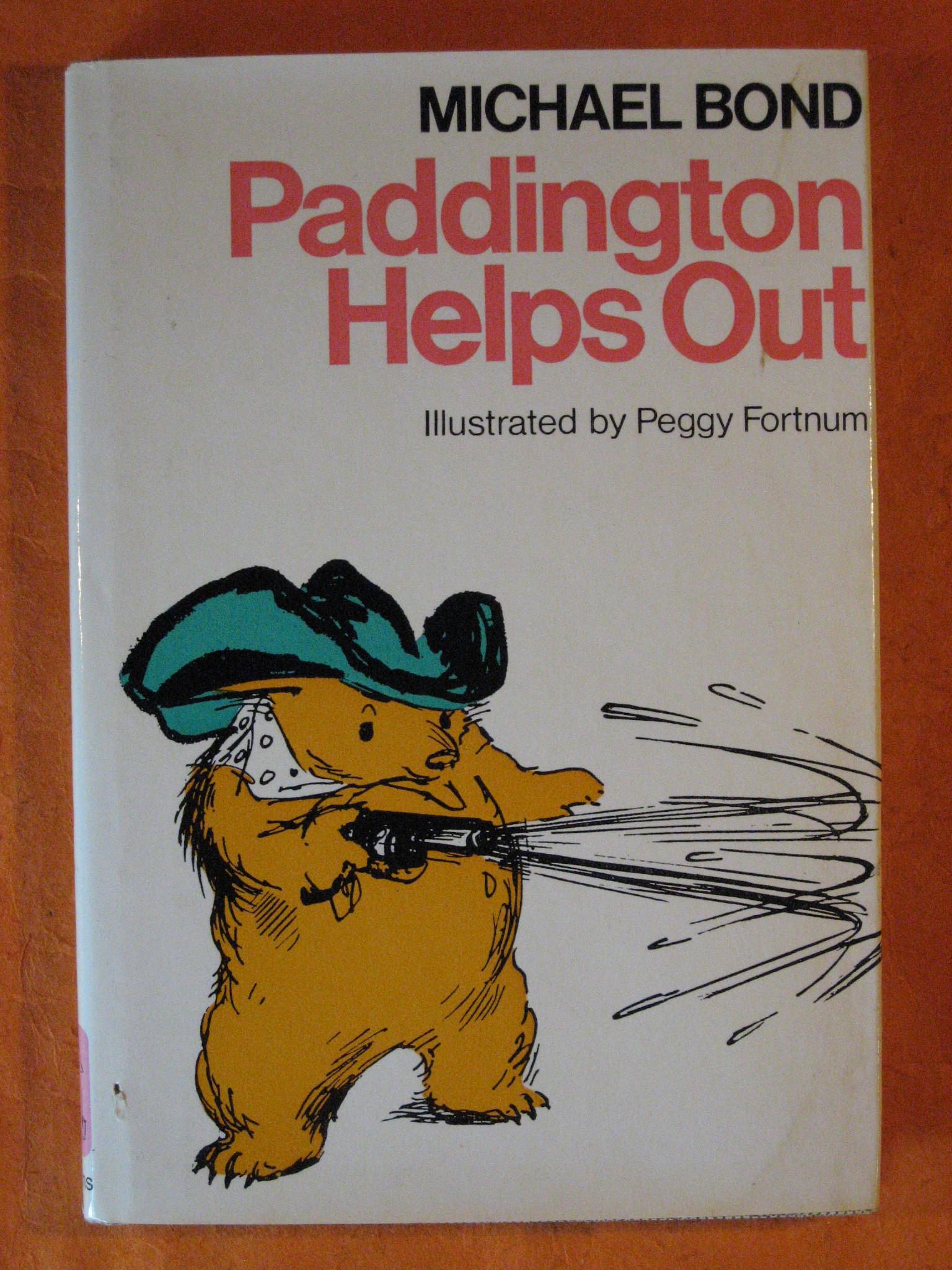 Paddington Helps Out, Bond, Michael