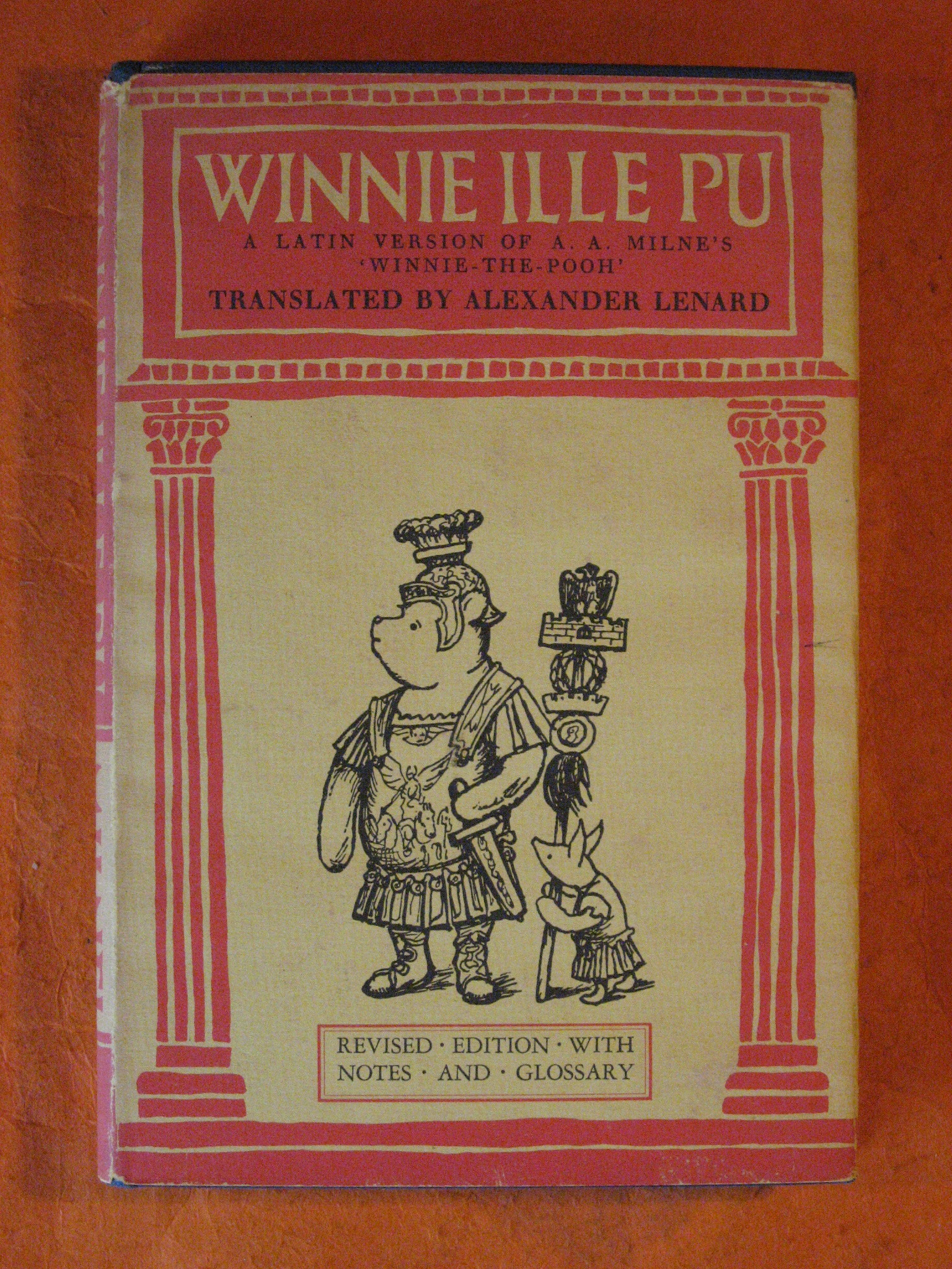 Image for Winnie Ille Pu