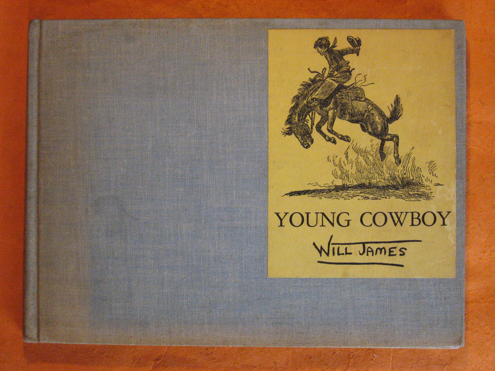 Young Cowboy, James, Will