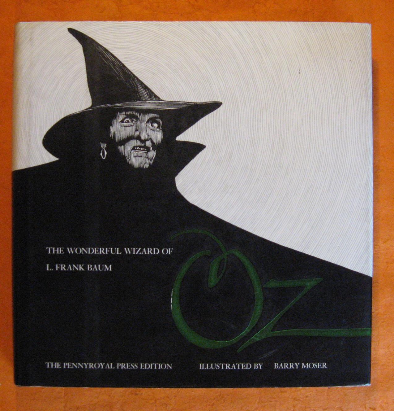 The Wonderful Wizard of Oz, Baum, L. Frank