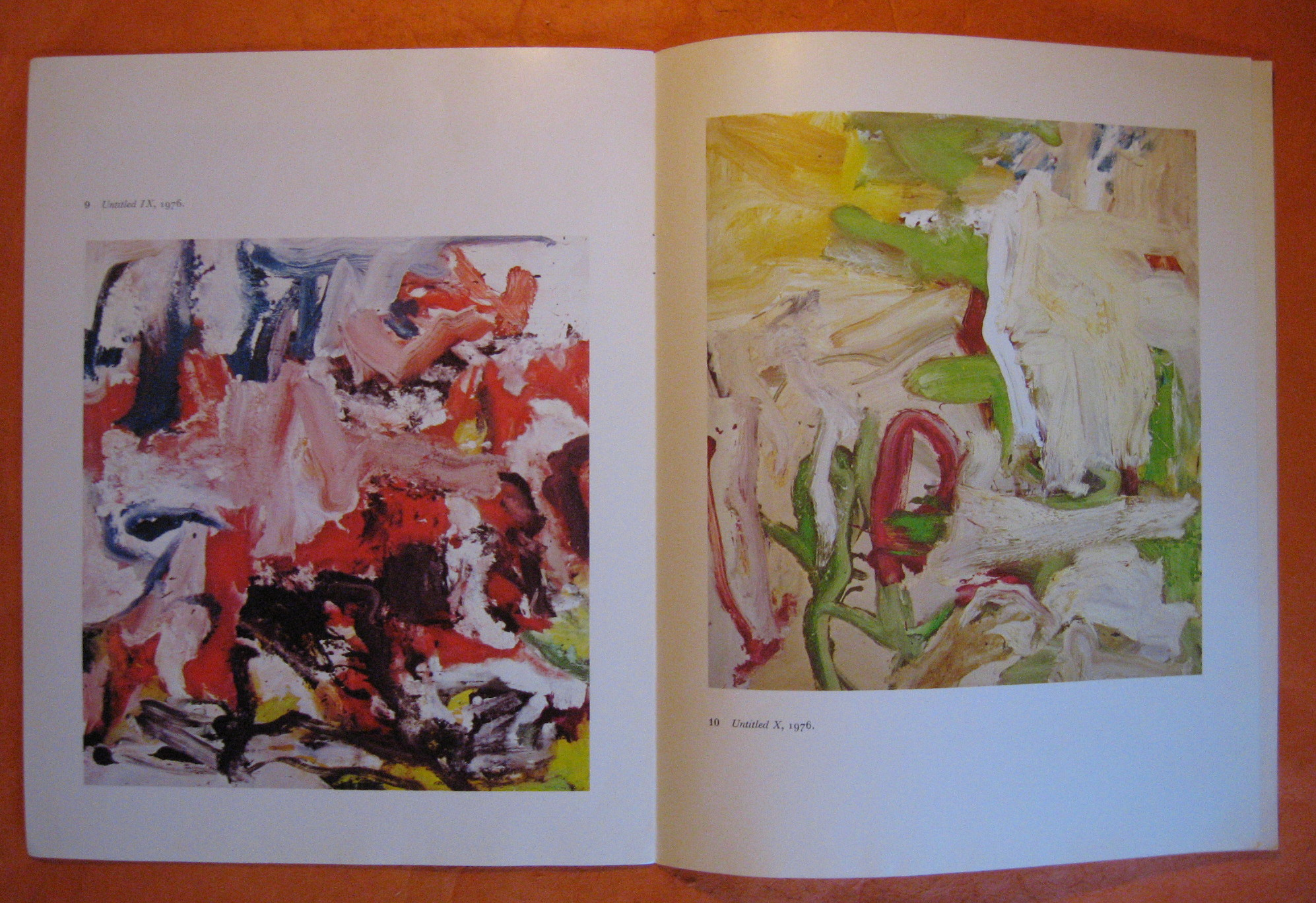 Image for De Kooning:  New Paintings - 1976