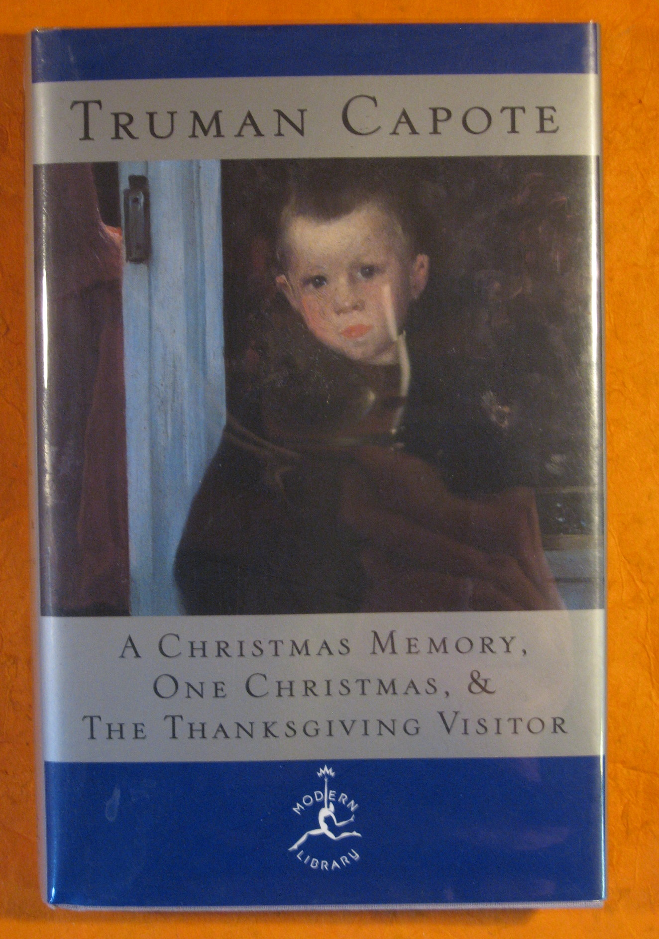 Christmas Memory: One Christmas, and The Thanksgiving Visitor (Modern Library), A, Capote, Truman