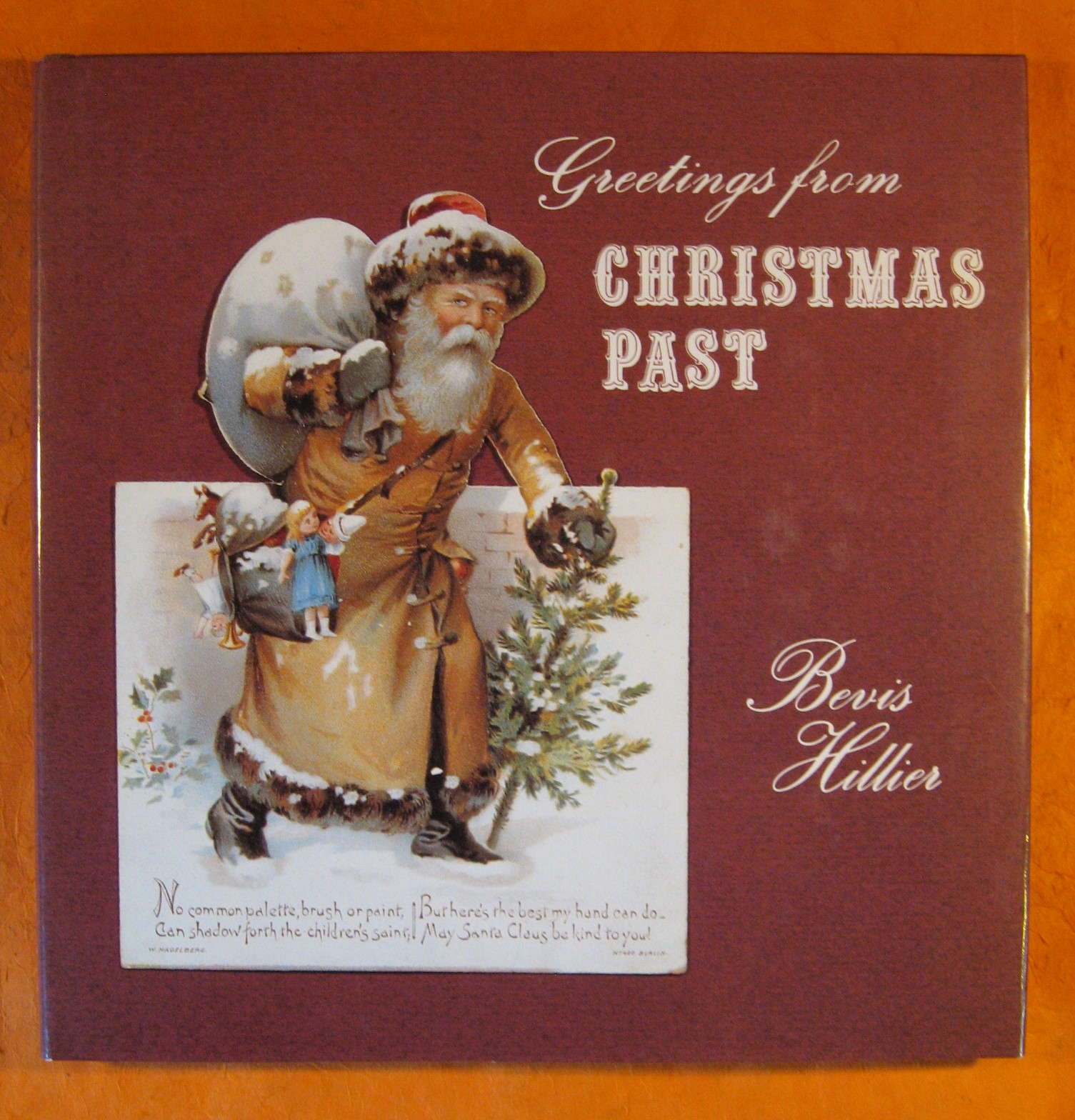 Image for Greetings from Christmas Past