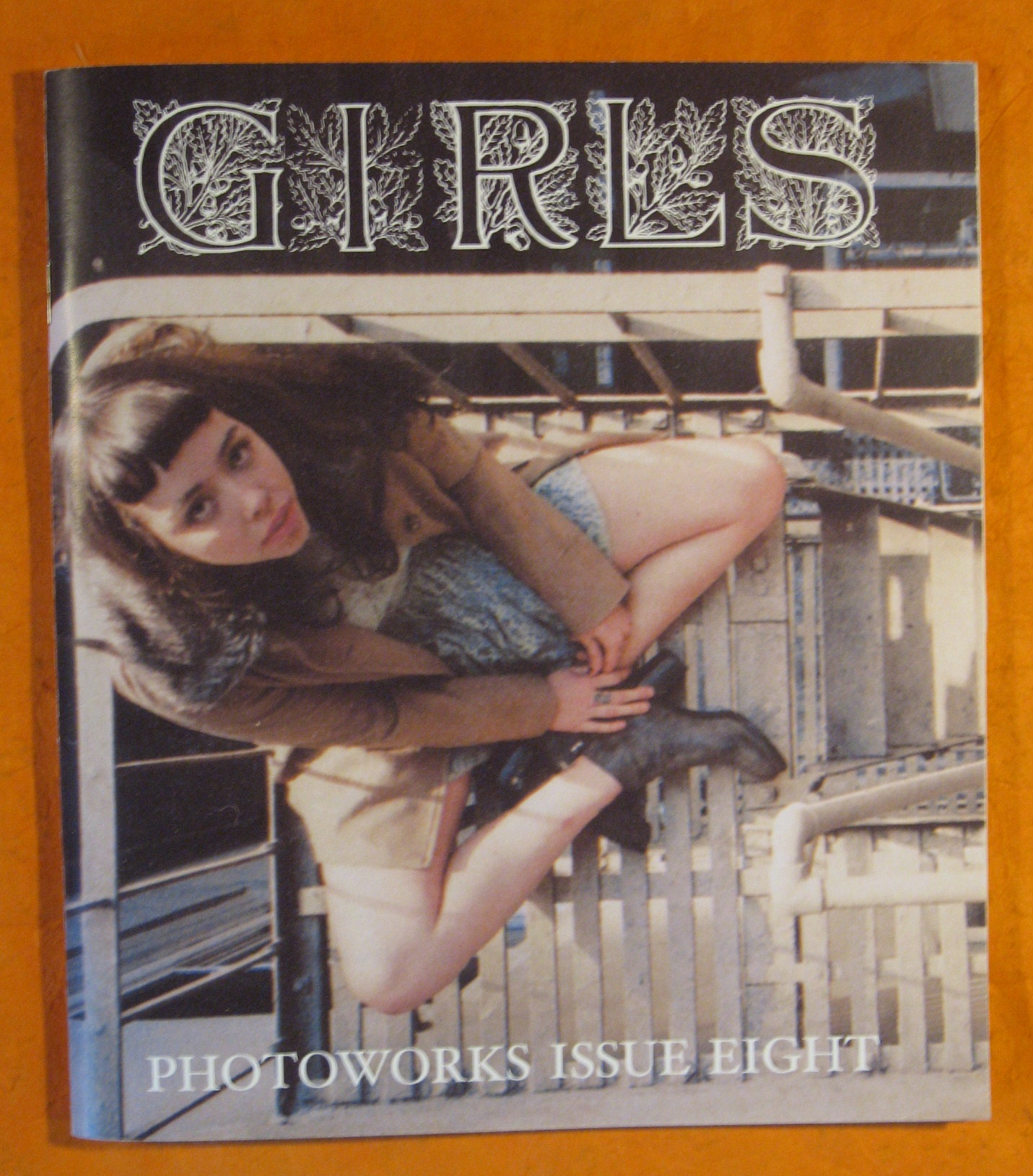 Girls (Photoworks Issue Eight), Schuster, Hannah Louise; Haley, Hana
