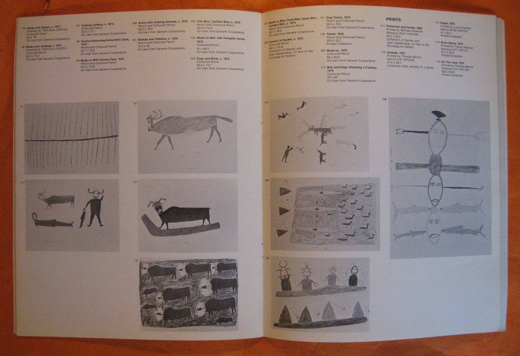 Image for Tuu'luq/Anguhadluq:  An Exhibition of Works By Marion Tuu'luuq and Luke Anguhadluq of Baker Laker