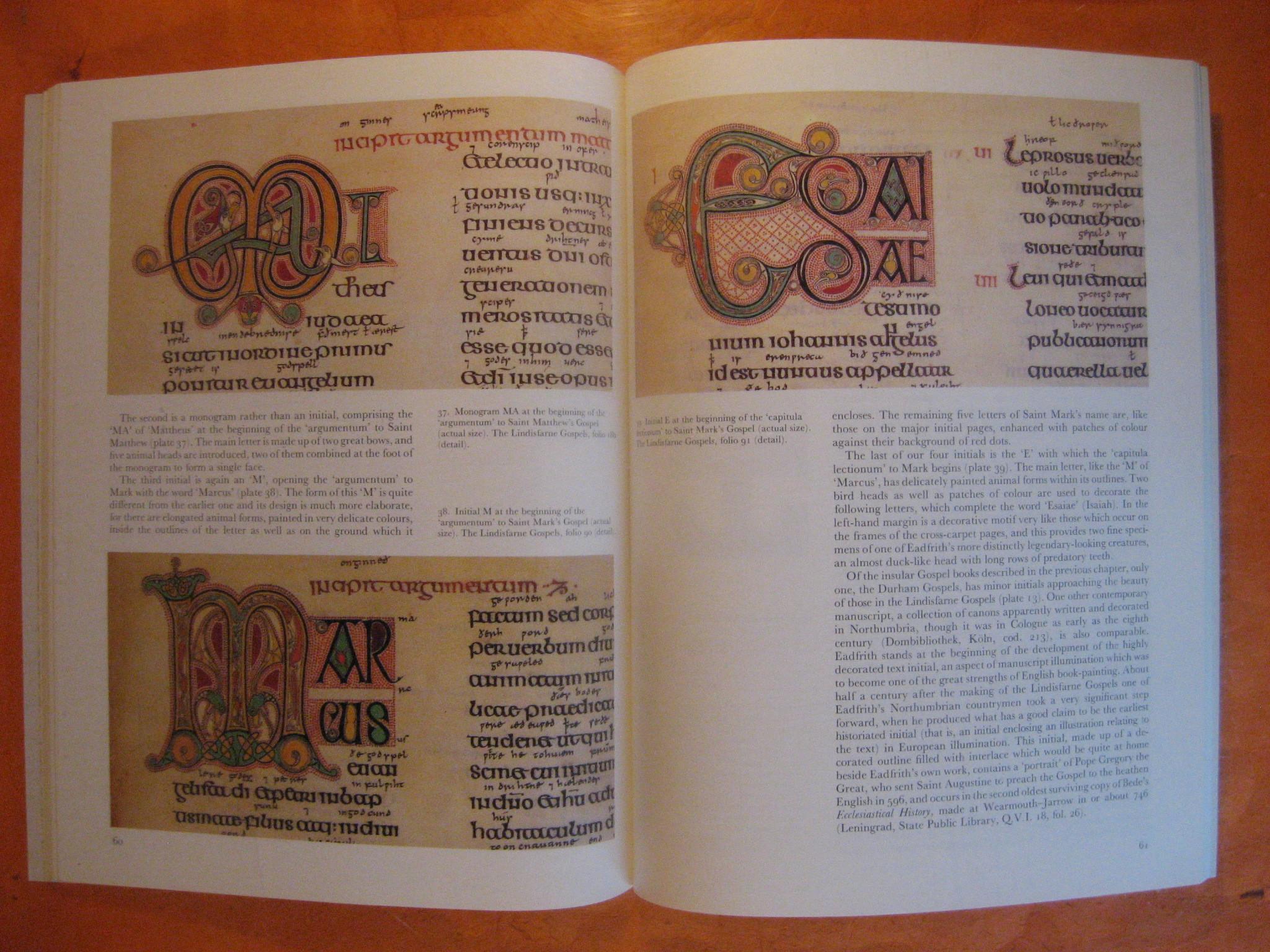 Image for Lindisfarne Gospels, The