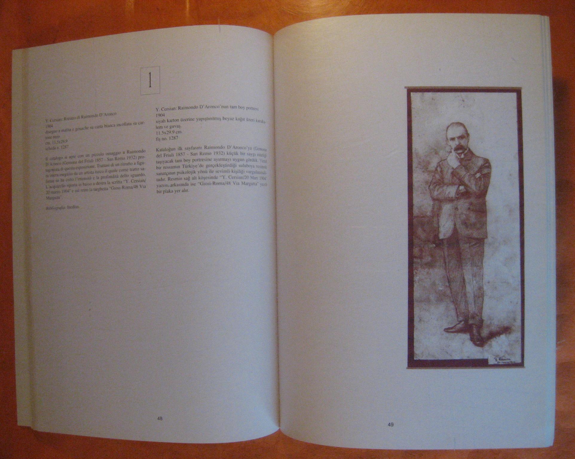 Image for Raimondo d'Aronco in Turchia, (1893-1909). Progetti della Galleria di Arte Moderna di Udine / Udine Çagdas Sanat Galerisi Koleksiyonundan Raimondo d'Aronco'nun Türkiye yillari, (1893-1909)