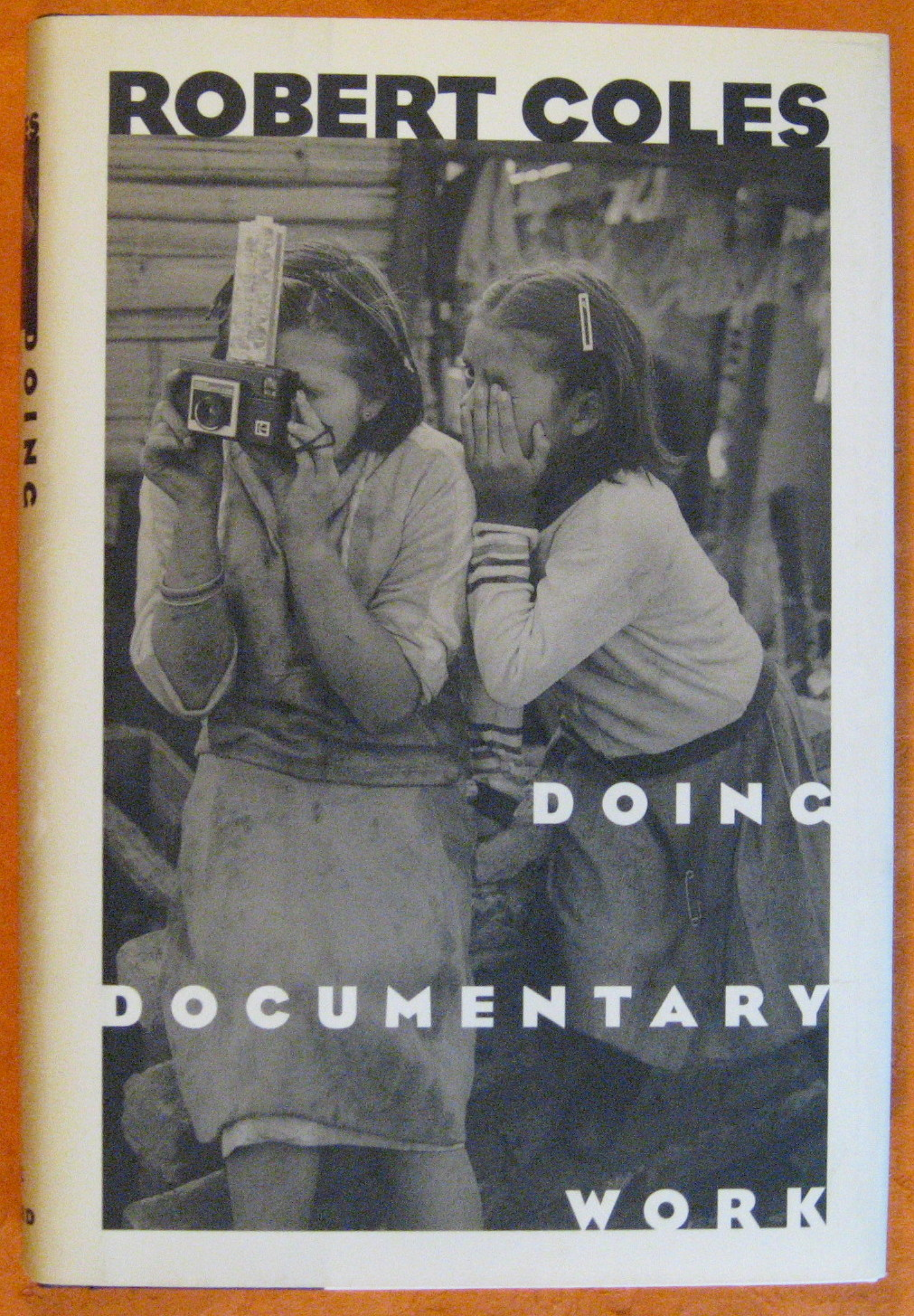 Image for Doing Documentary Work (New York Public Library Lectures in Humanities)