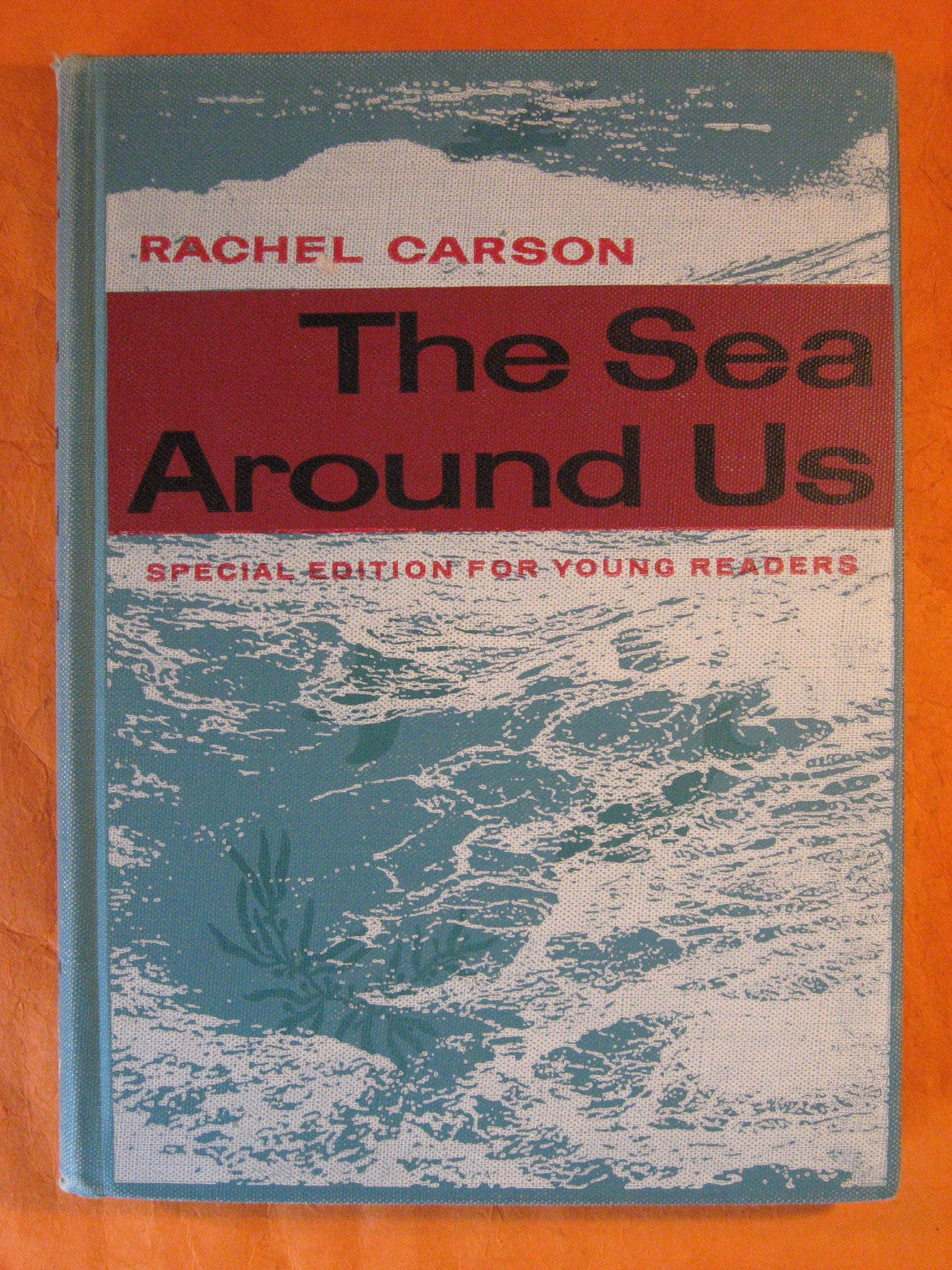 The Sea Around Us:   Special Edition for Young Readers