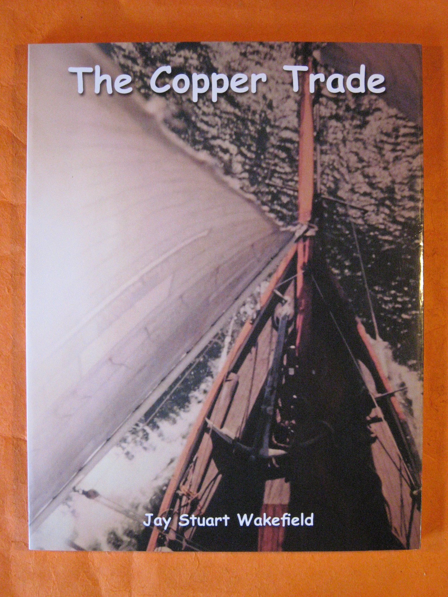 Image for The Copper Trade