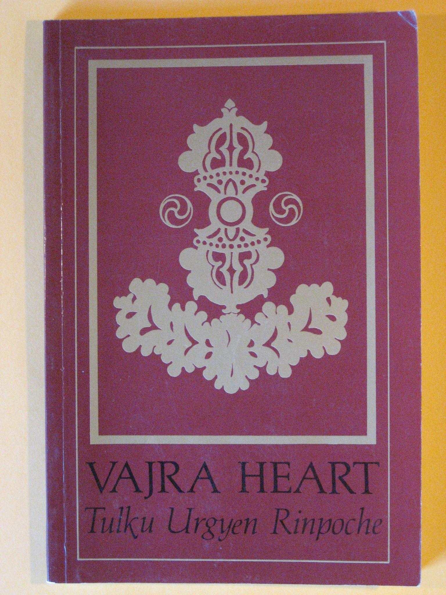 Image for Vajra Heart
