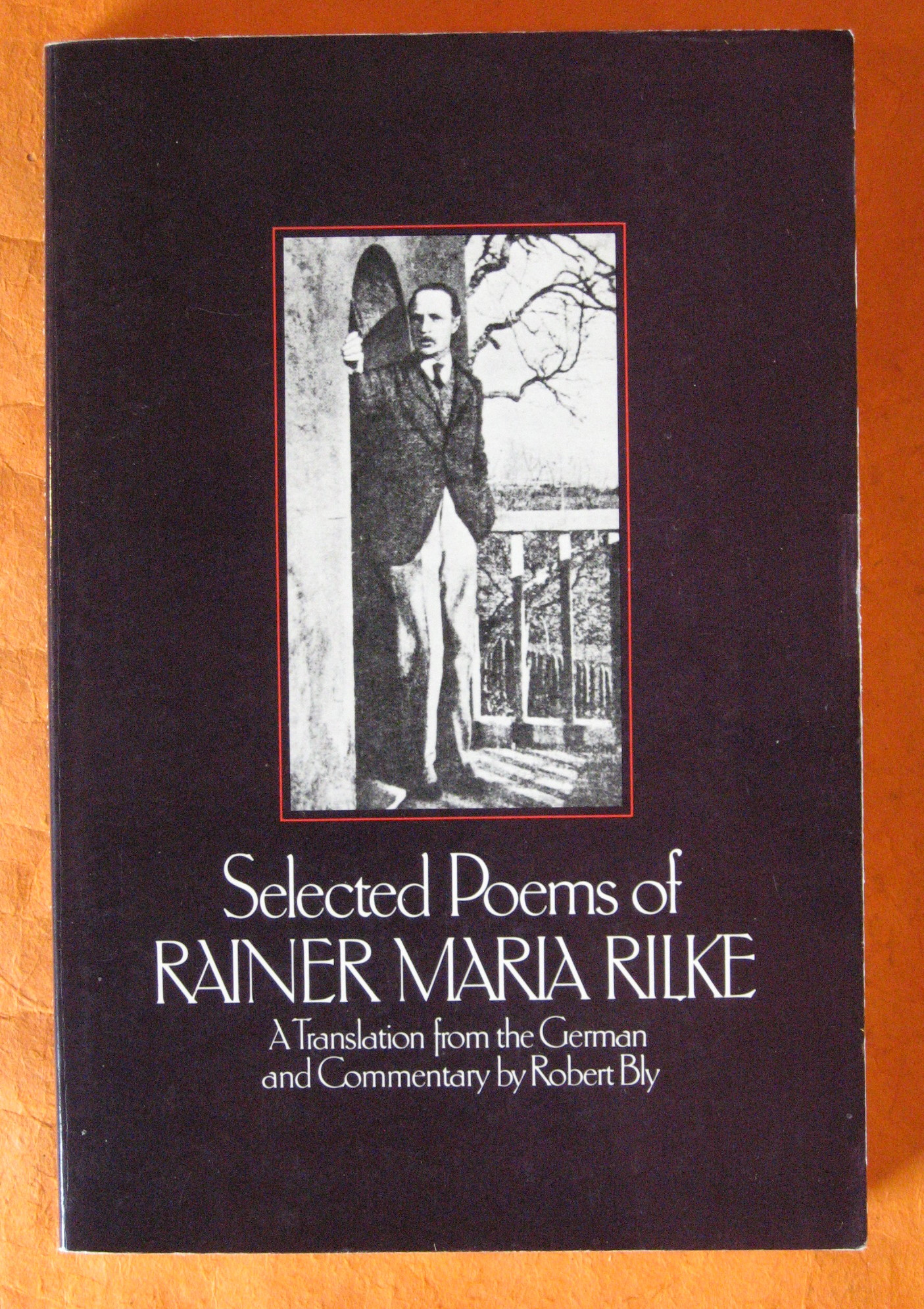 Image for Selected Poems of Rainer Maria Rilke