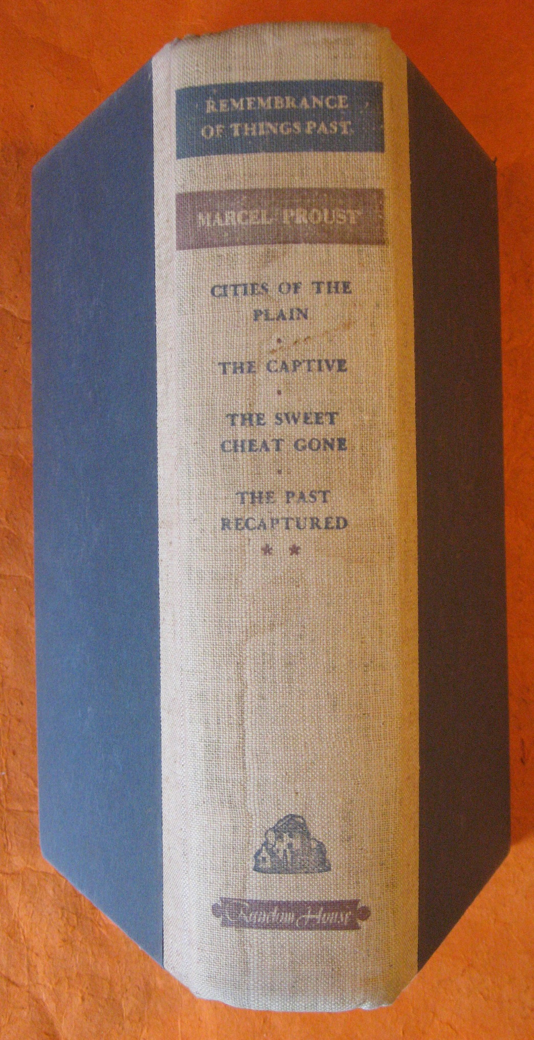 Image for Remembrance of Things Past: Cities of the Plain, The Captive, The Sweet Cheat Gone (Volume Two)