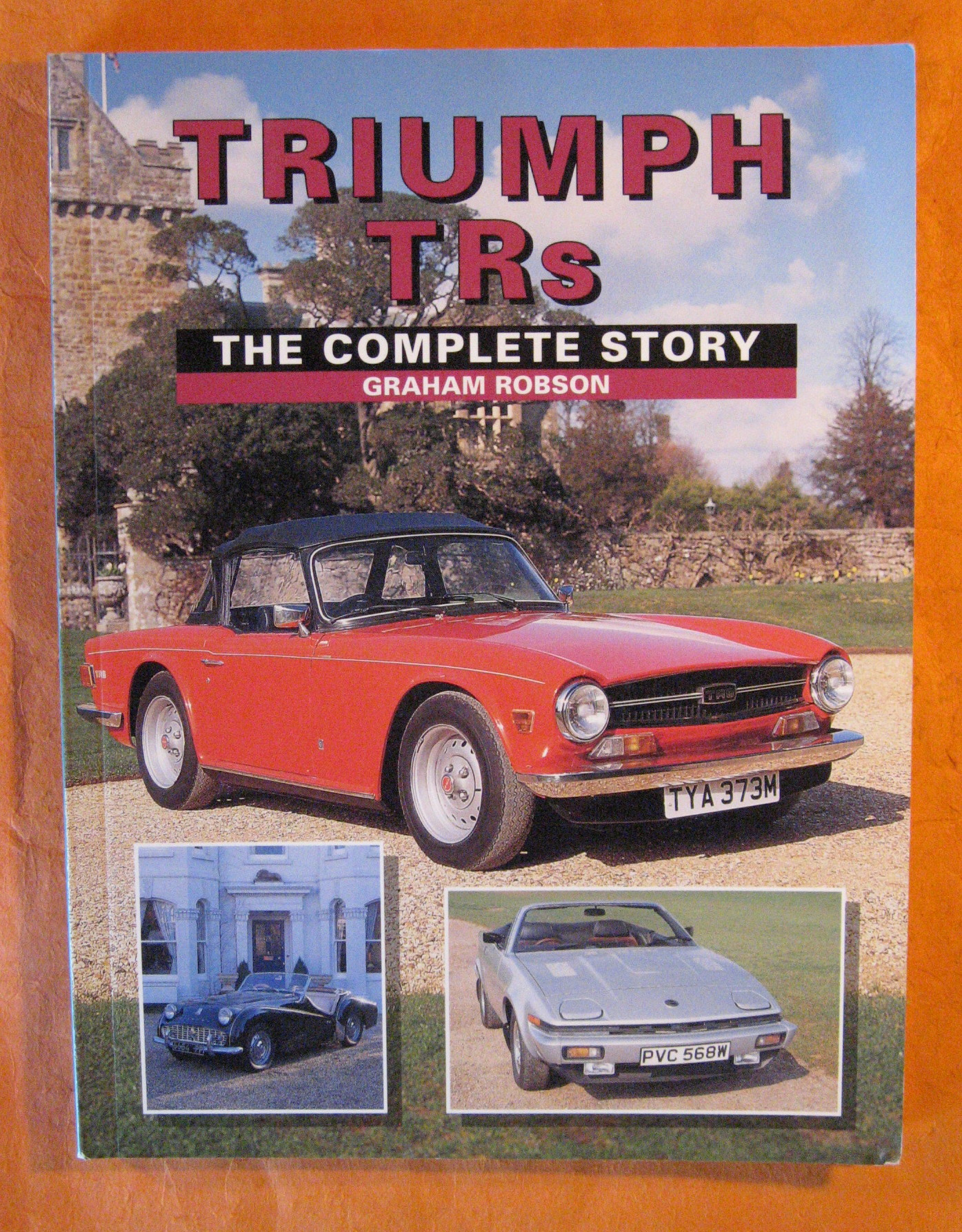 Image for Triumph TRS: The Complete Story