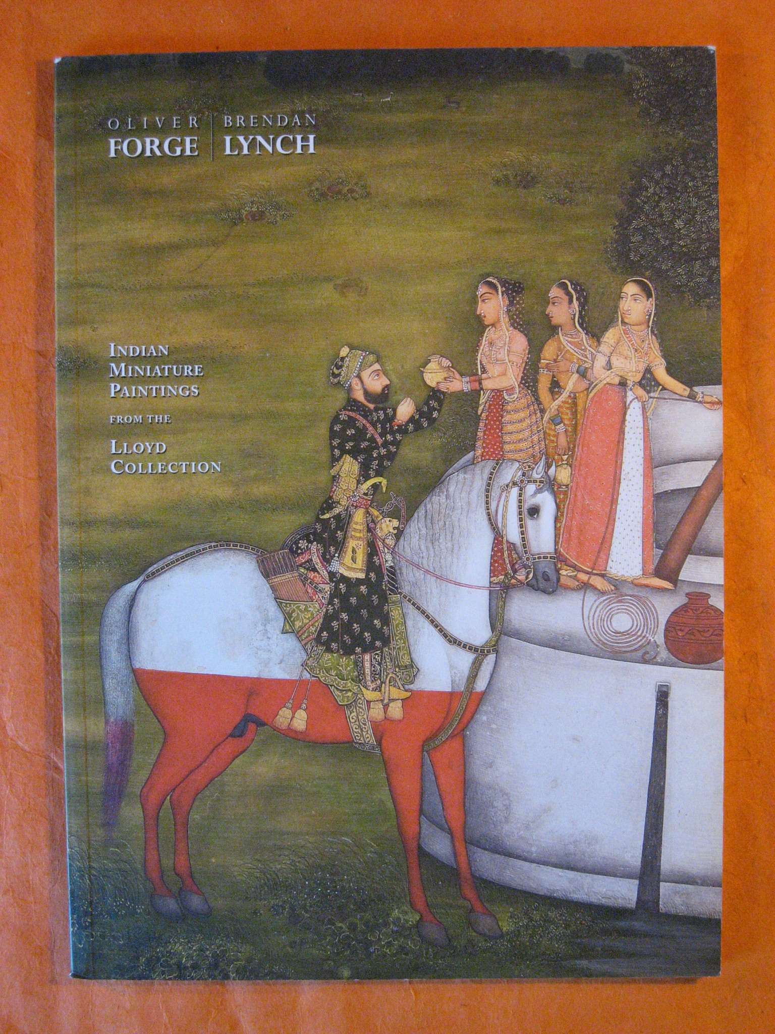 Image for Indian Miniature Paintings from the Lloyd Collection