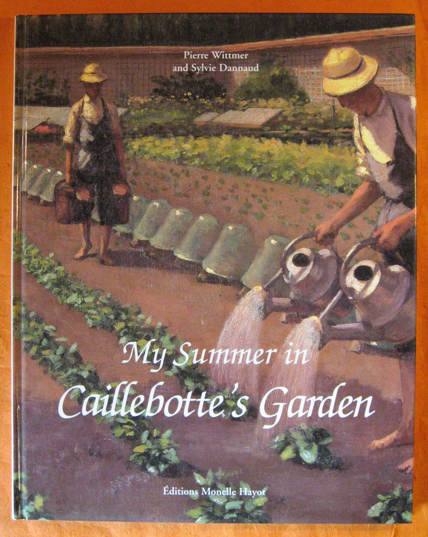 My Summer in Caillebotte's Garden