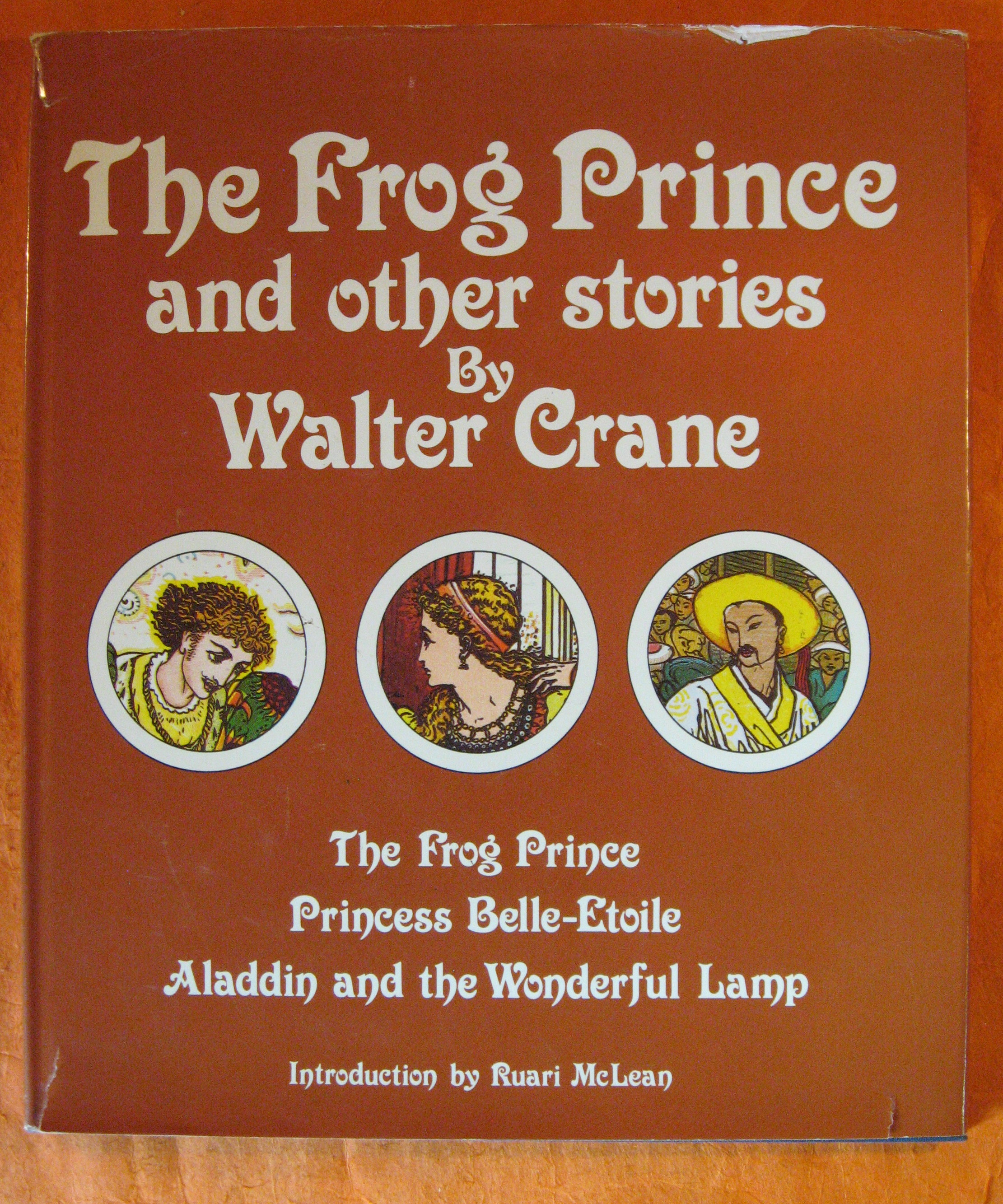Frog Prince and Other Stories by Walter Crane