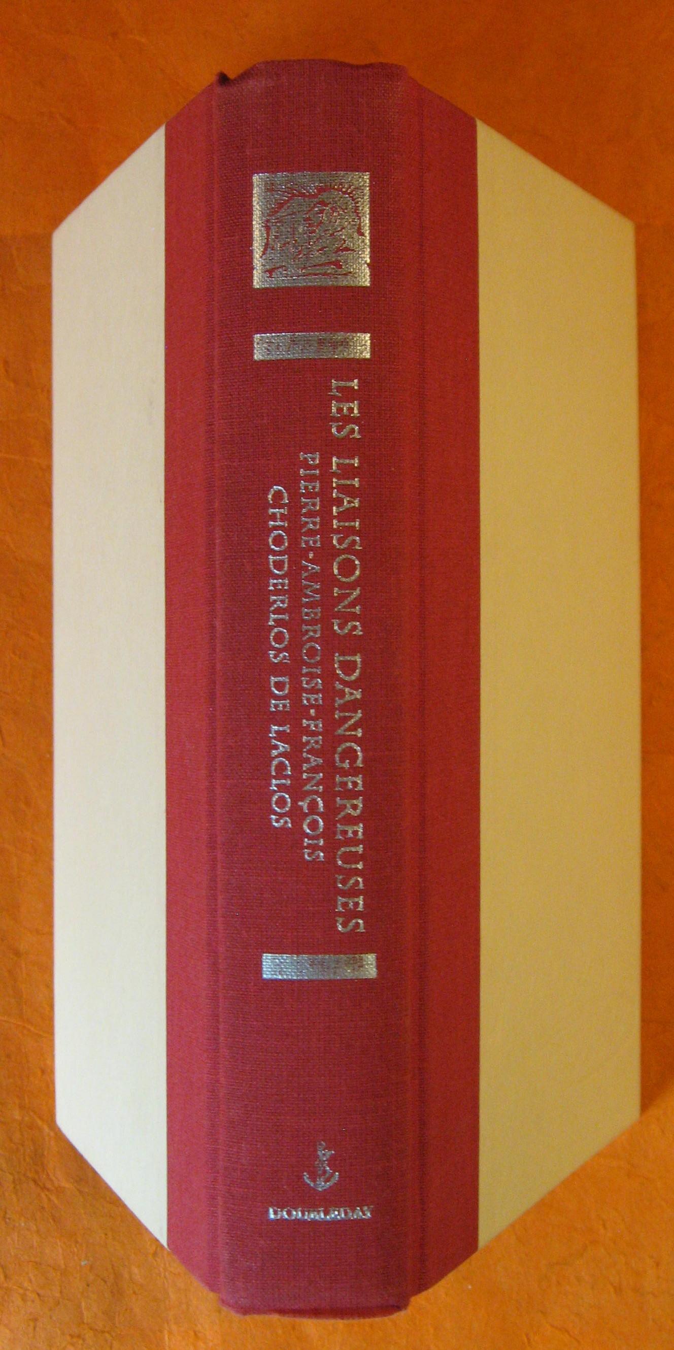 Les Liaisons Dangereuses (New York Public Library Collector's Edition)