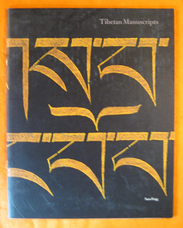 Tibetan Manuscripts (Catalogue 25)